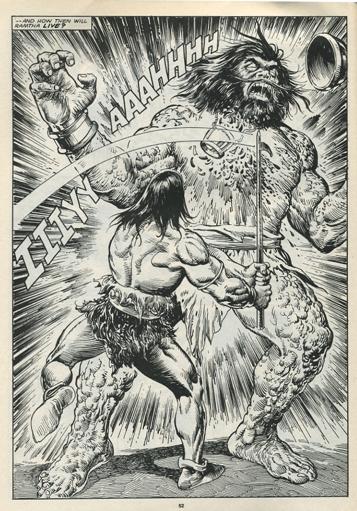 The Savage Sword Of Conan Issue #174 #175 - English 54