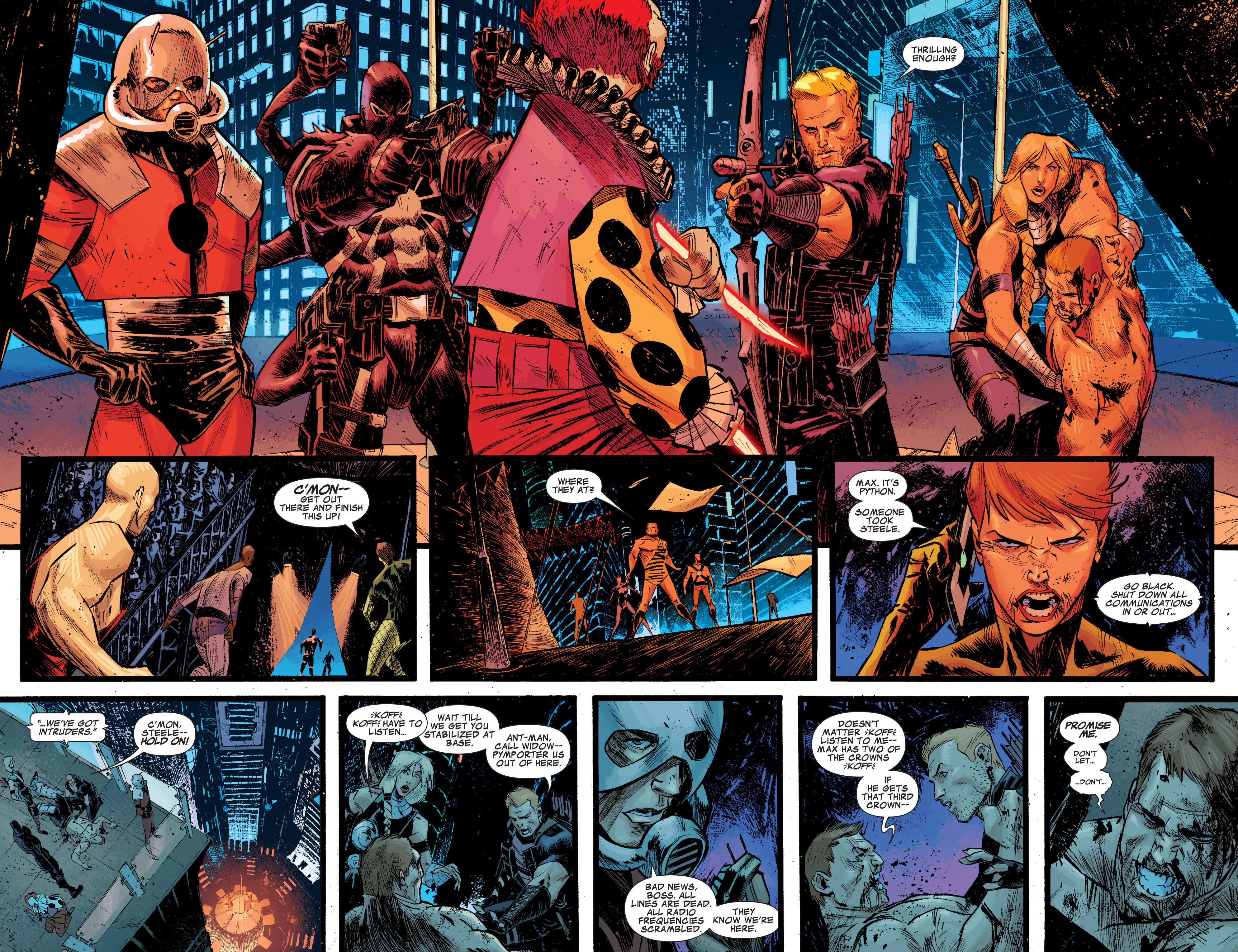 Read online Secret Avengers (2010) comic -  Issue #29 - 13