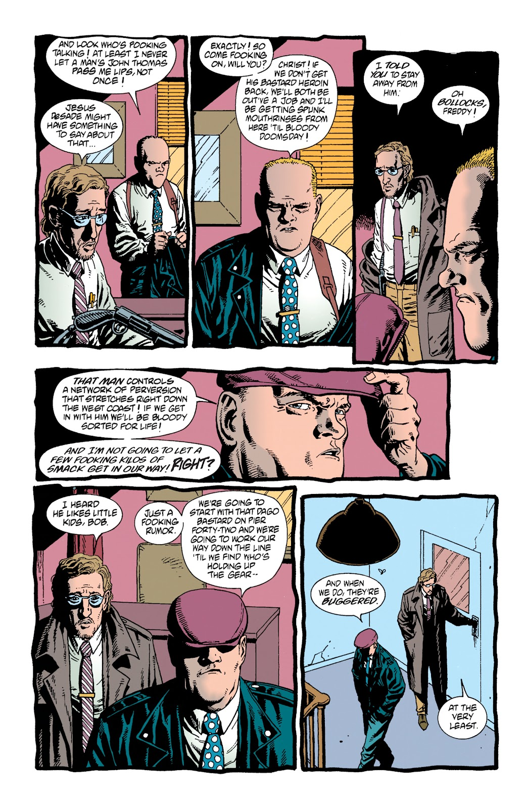 Preacher Issue #14 #23 - English 3
