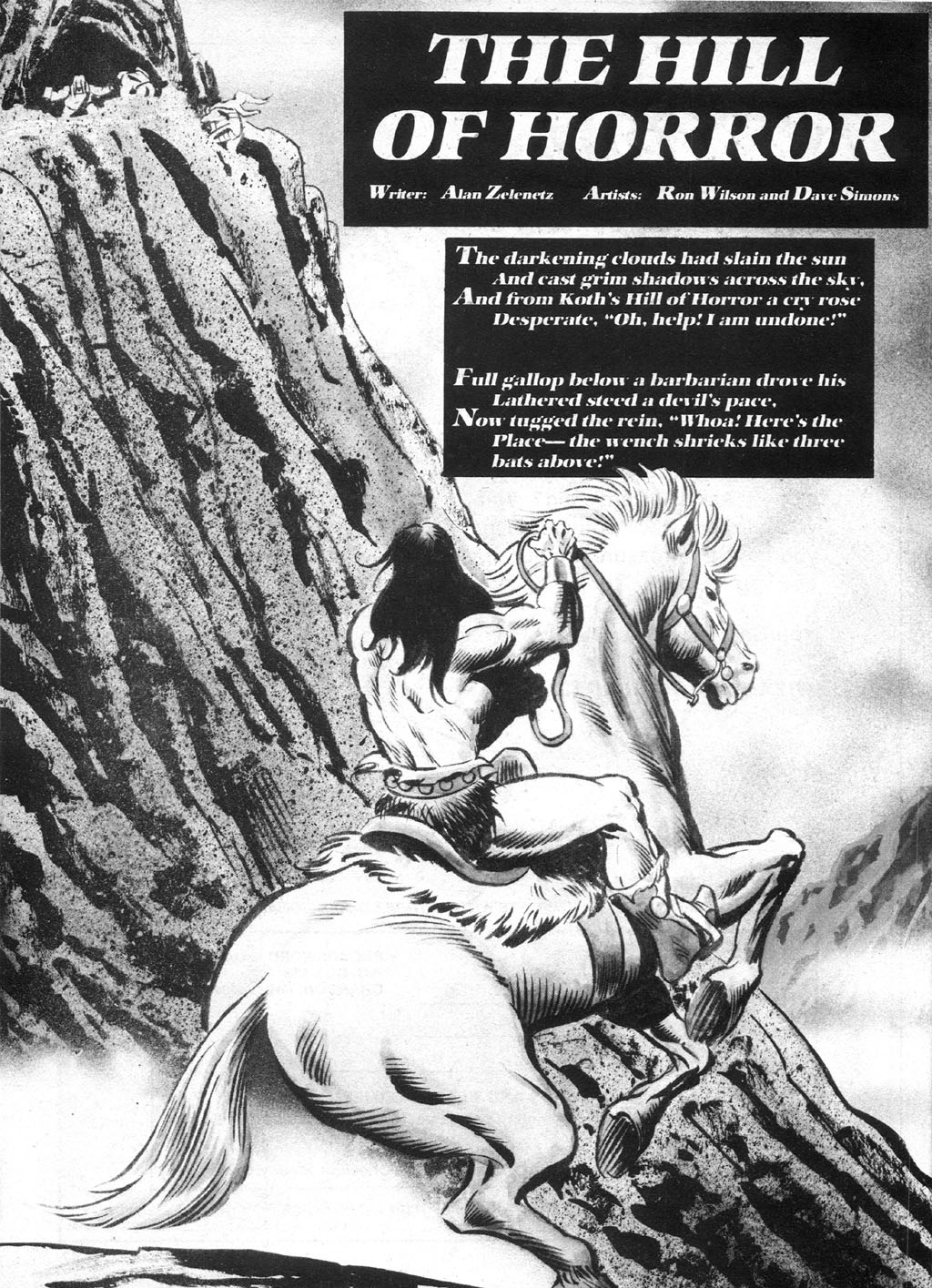 The Savage Sword Of Conan Issue #95 #96 - English 58