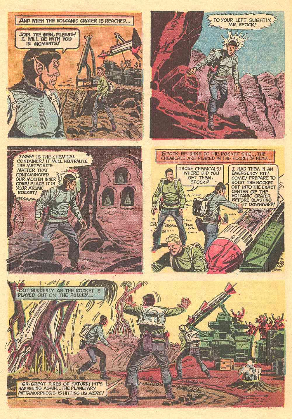 Star Trek (1967) Issue #4 #4 - English 15