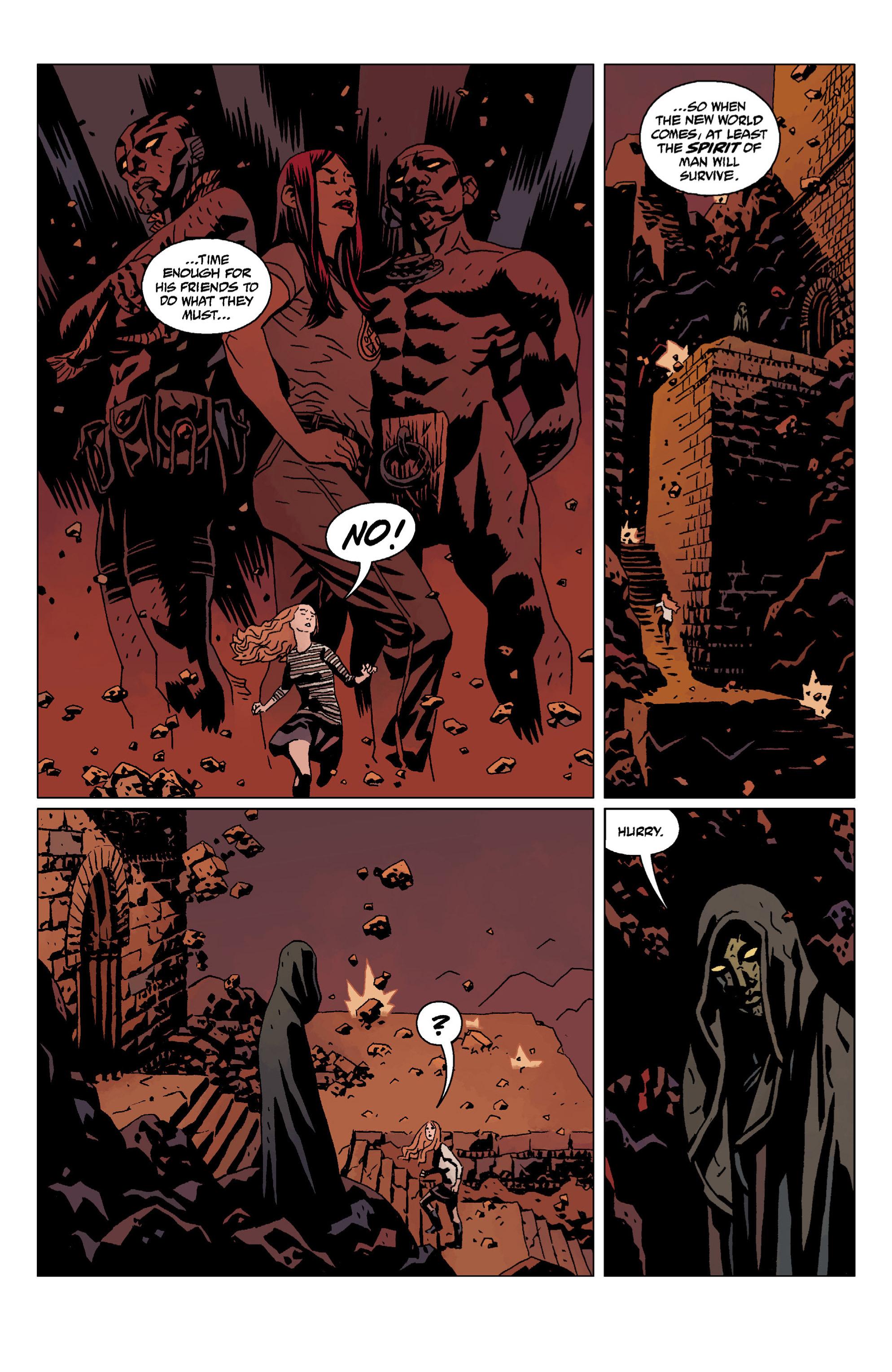 Hellboy chap 12 pic 149
