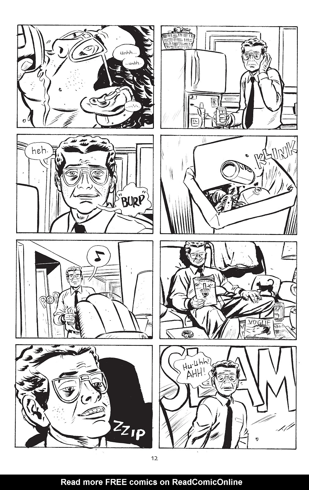 Stray Bullets Issue #40 #40 - English 14