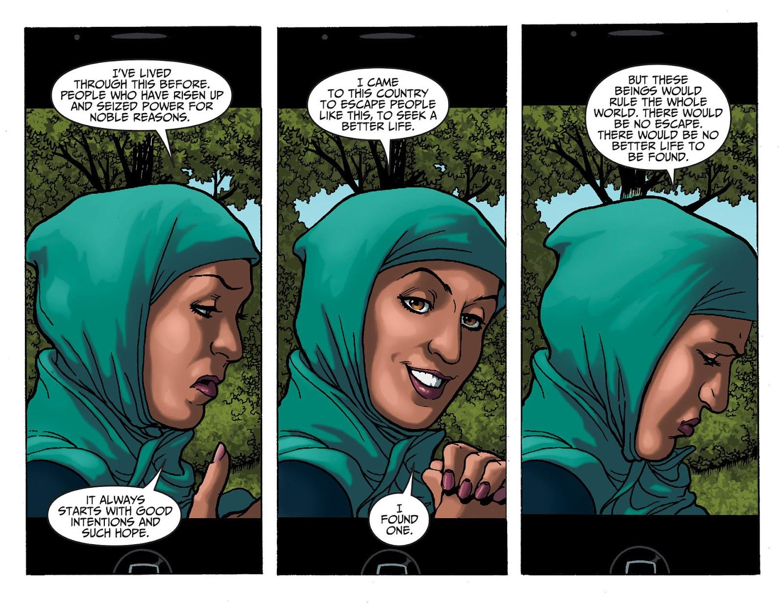 Injustice: Gods Among Us [I] Issue #19 #20 - English 12