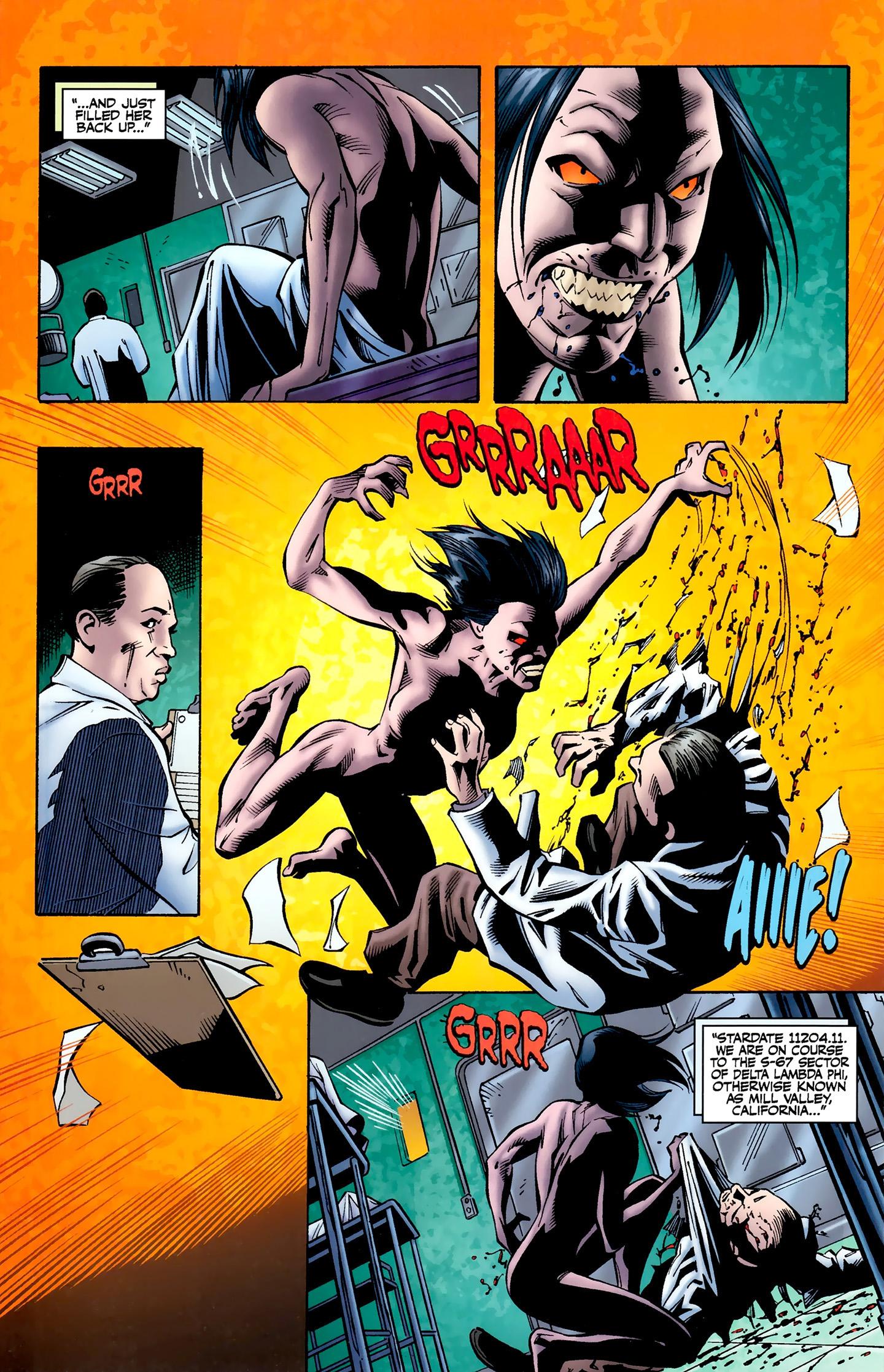 Read online Buffy the Vampire Slayer Season Nine comic -  Issue #8 - 21