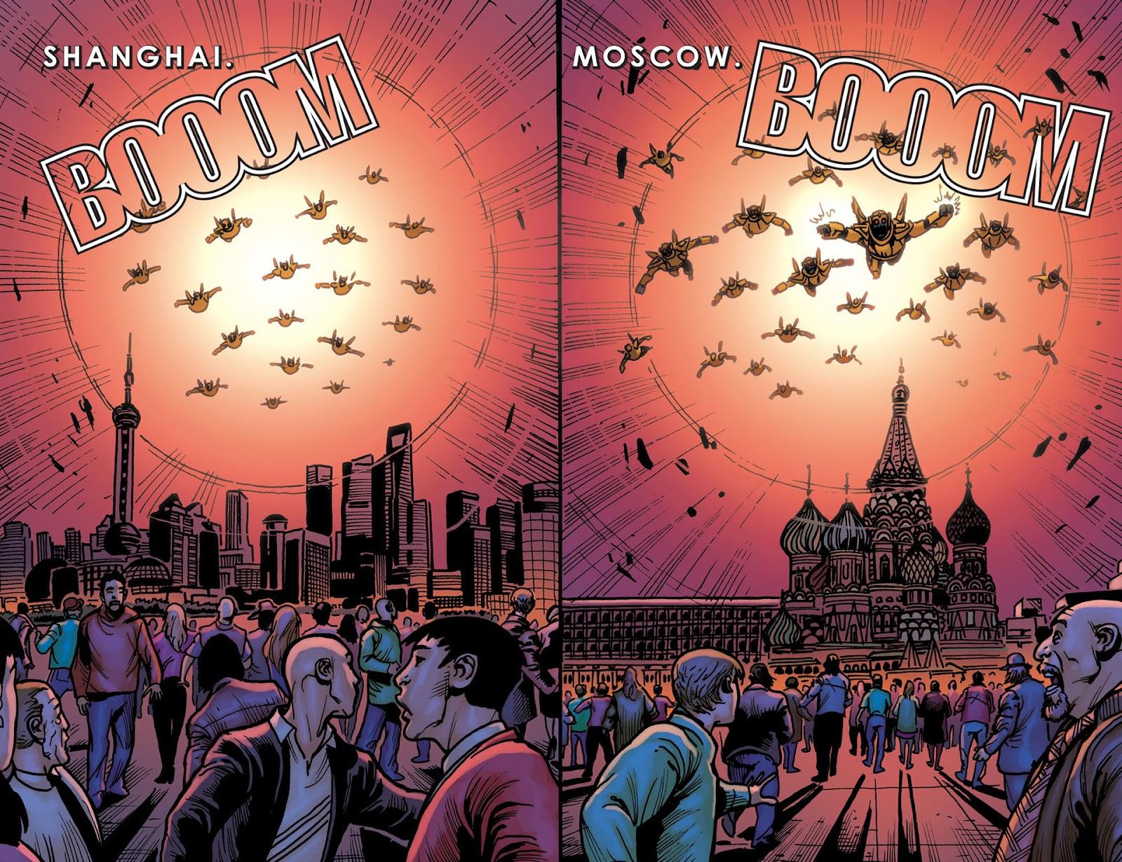 Injustice: Gods Among Us [I] Issue #23 #24 - English 11