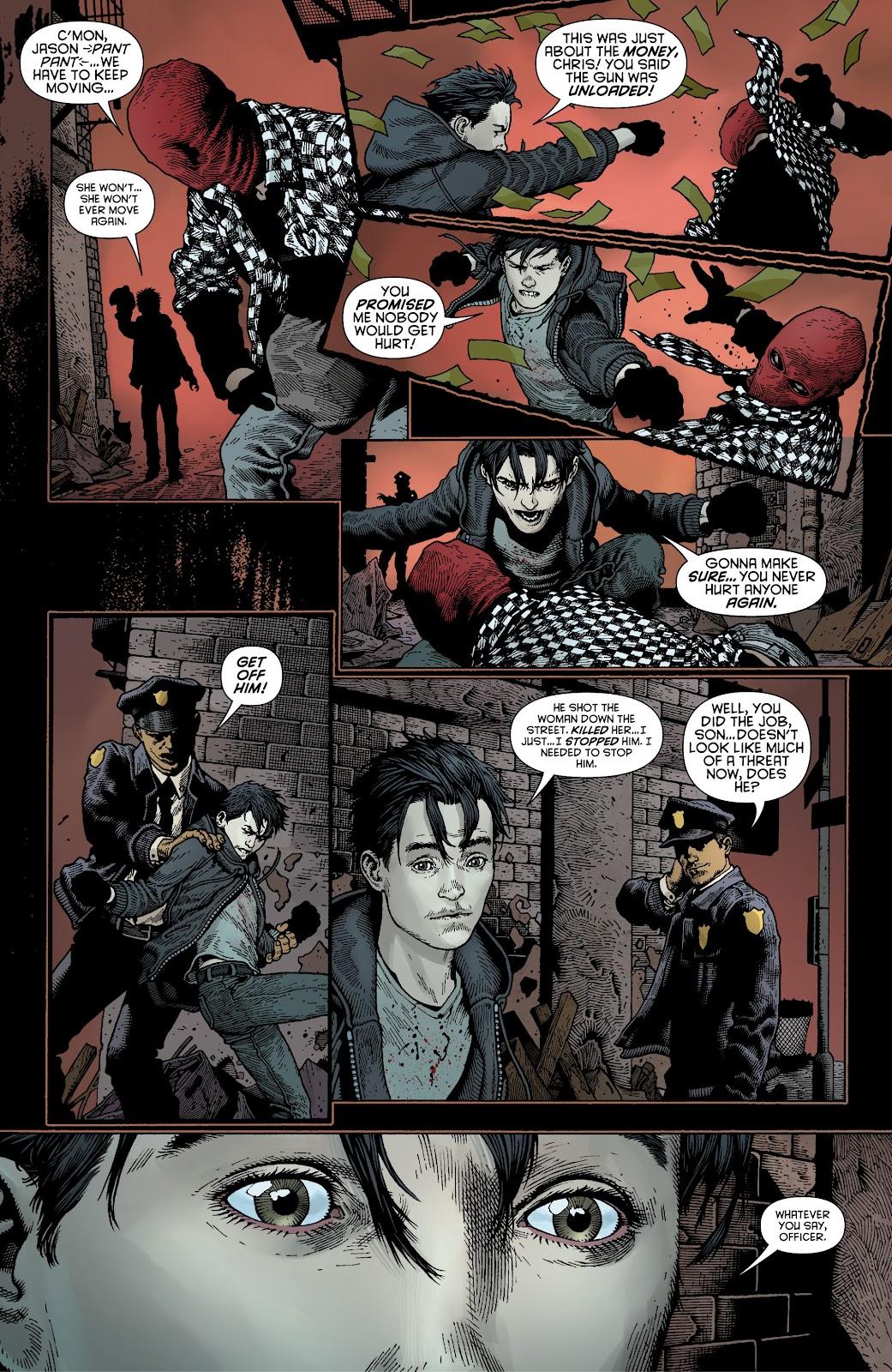 Batman (2011) Issue #0 #15 - English 26
