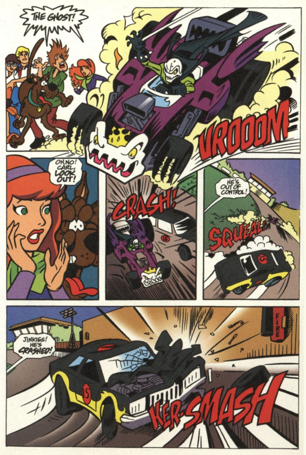 Read online Scooby-Doo (1997) comic -  Issue #20 - 6
