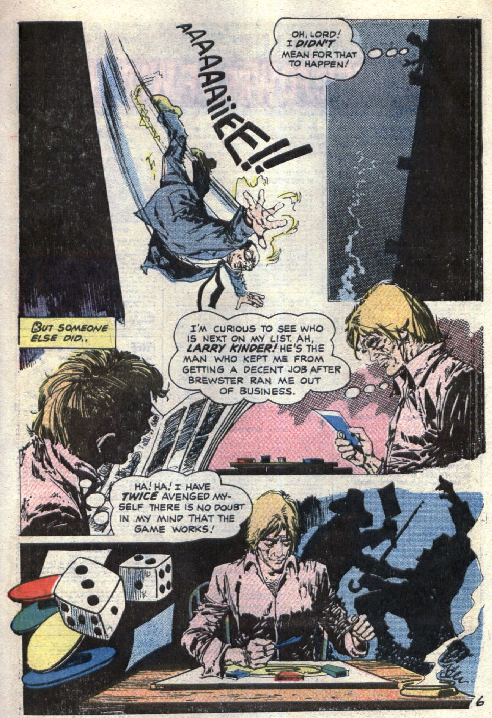 Read online Scary Tales comic -  Issue #14 - 29