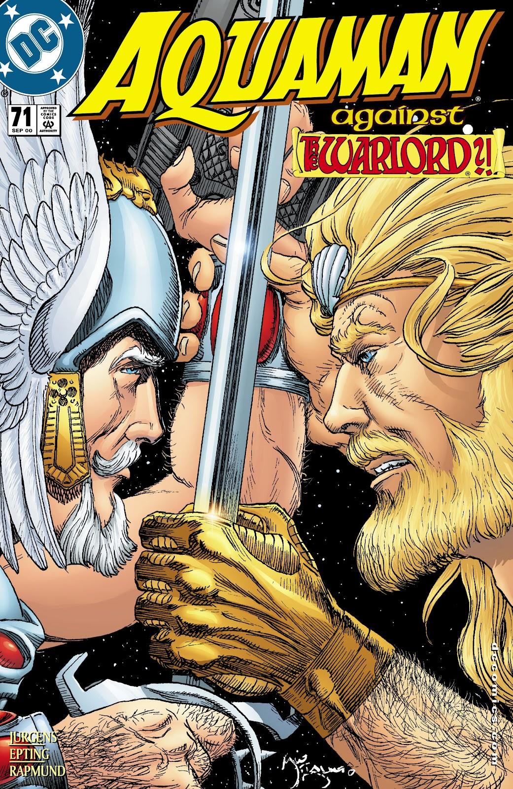 Aquaman (1994) Issue #71 #77 - English 1