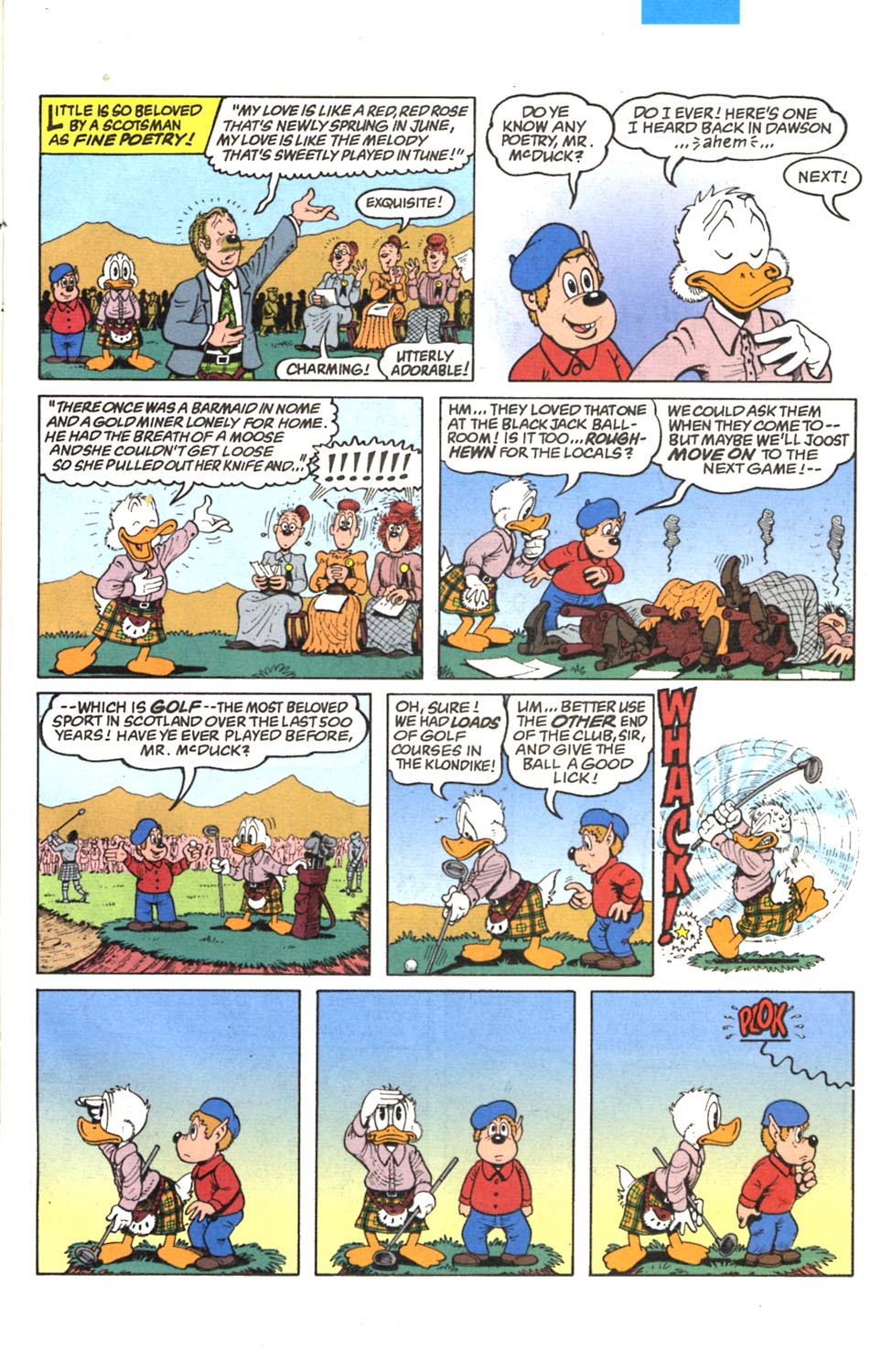 Uncle Scrooge (1953) Issue #293 #293 - English 12