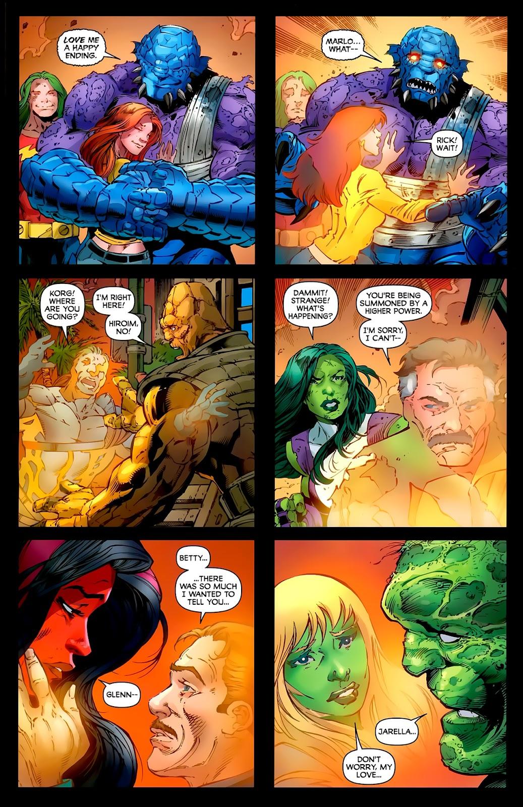 Incredible Hulks (2010) Issue #620 #10 - English 22