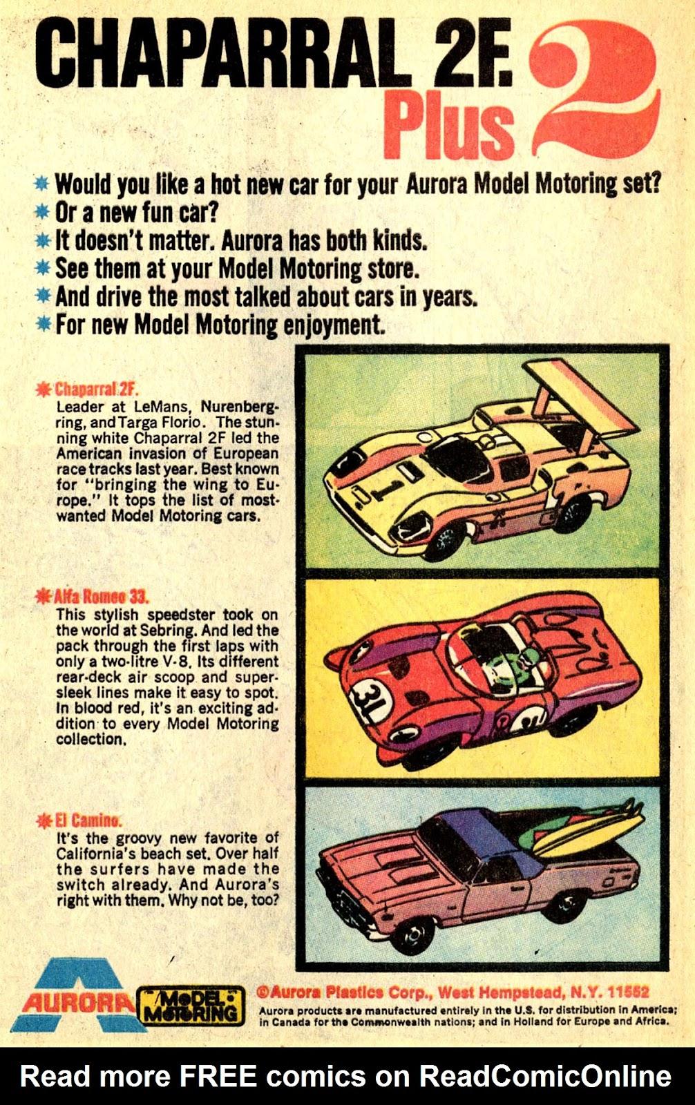 Aquaman (1962) Issue #50 #50 - English 9