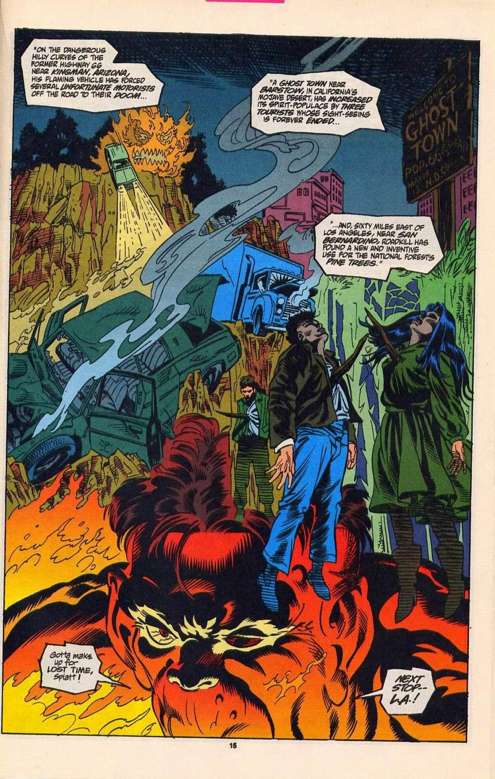 Read online Secret Defenders comic -  Issue #5 - 12