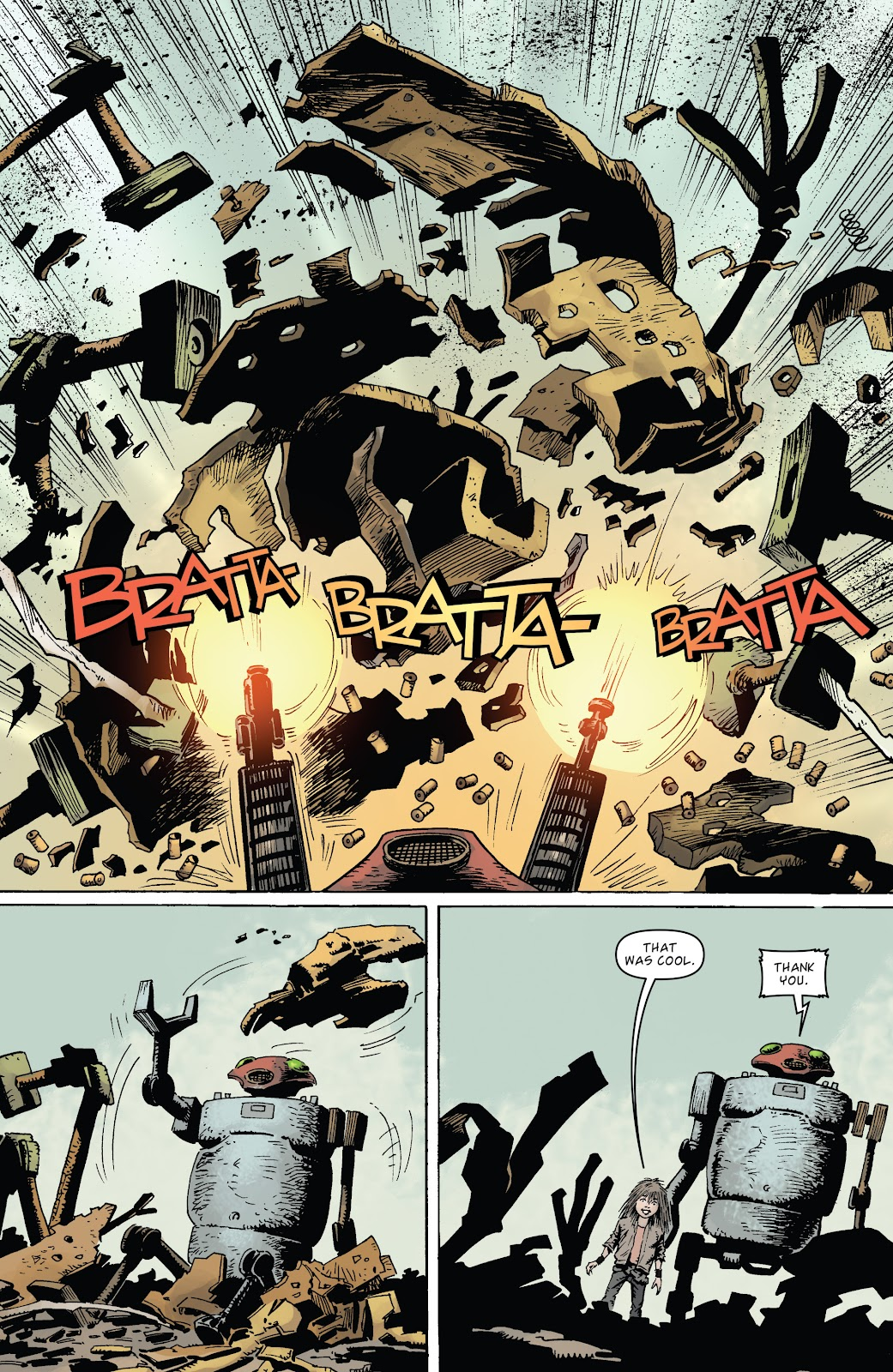 Zombies vs Robots (2015) Issue #4 Page 20
