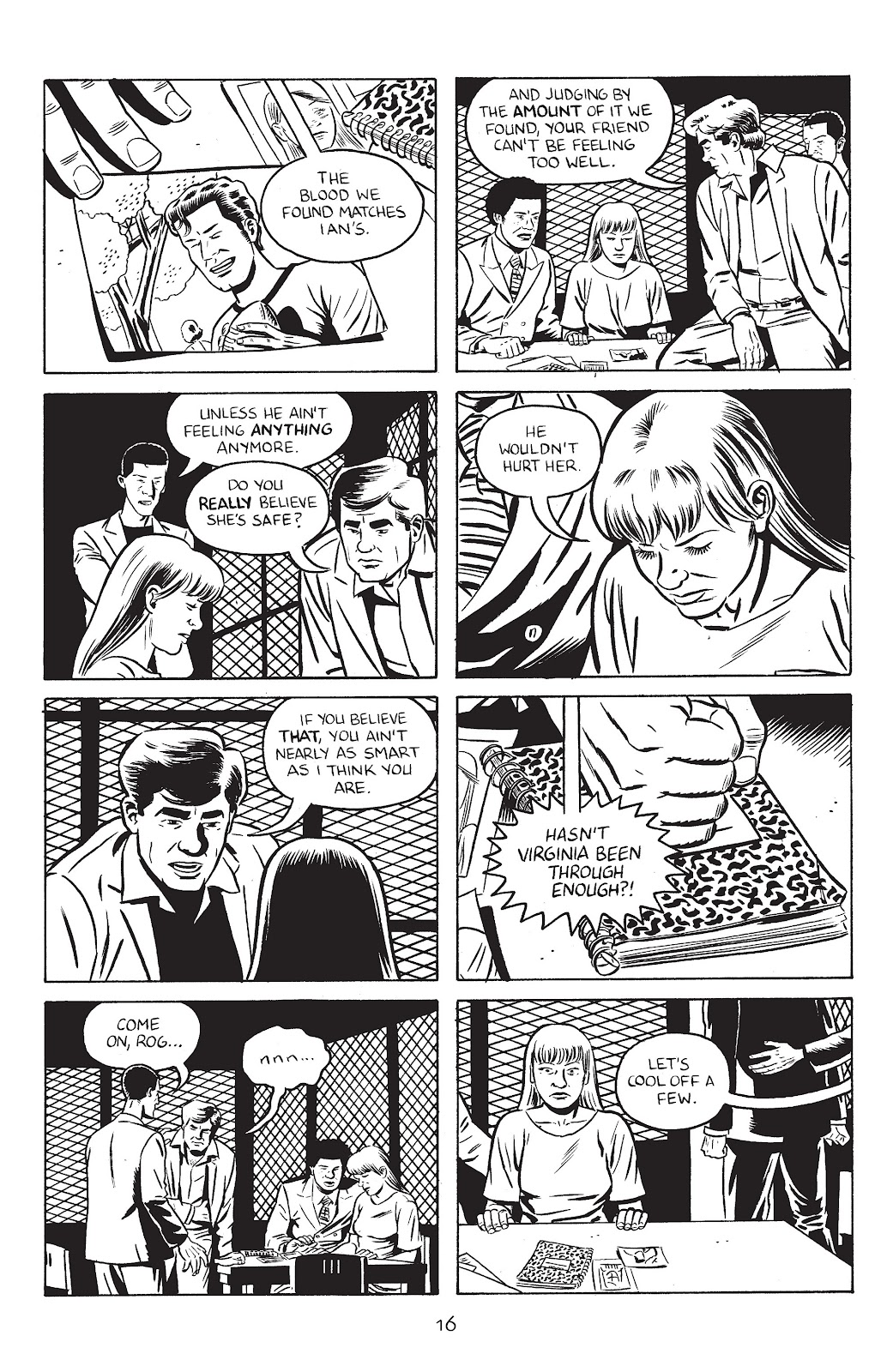 Stray Bullets Issue #29 #29 - English 18