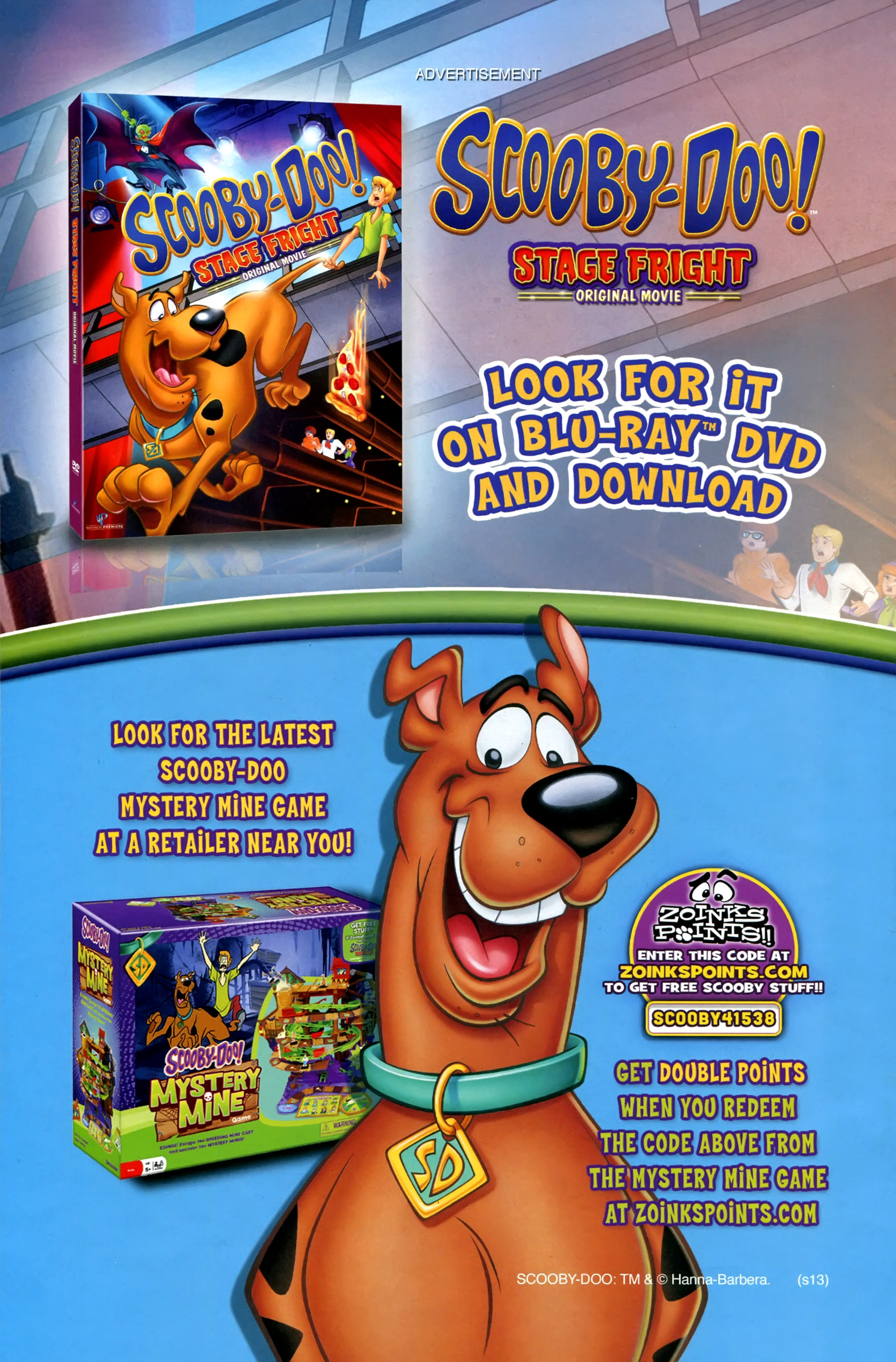 Read online Scooby-Doo: Where Are You? comic -  Issue #37 - 30