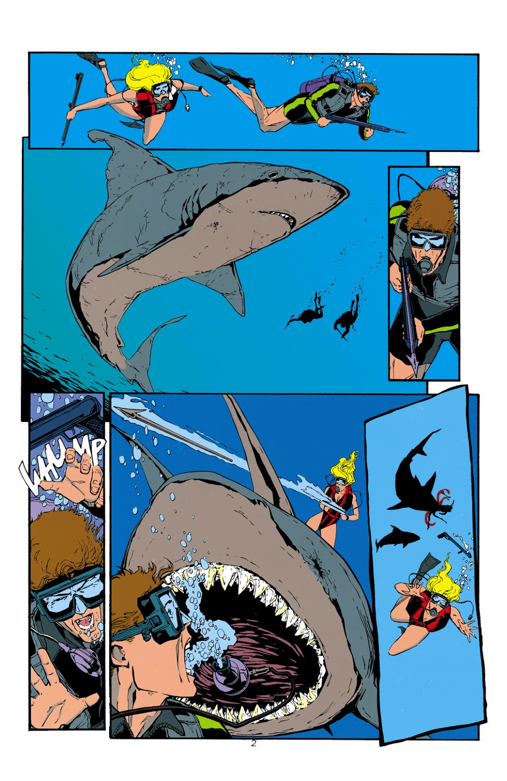 Aquaman (1994) Issue #10 #16 - English 3