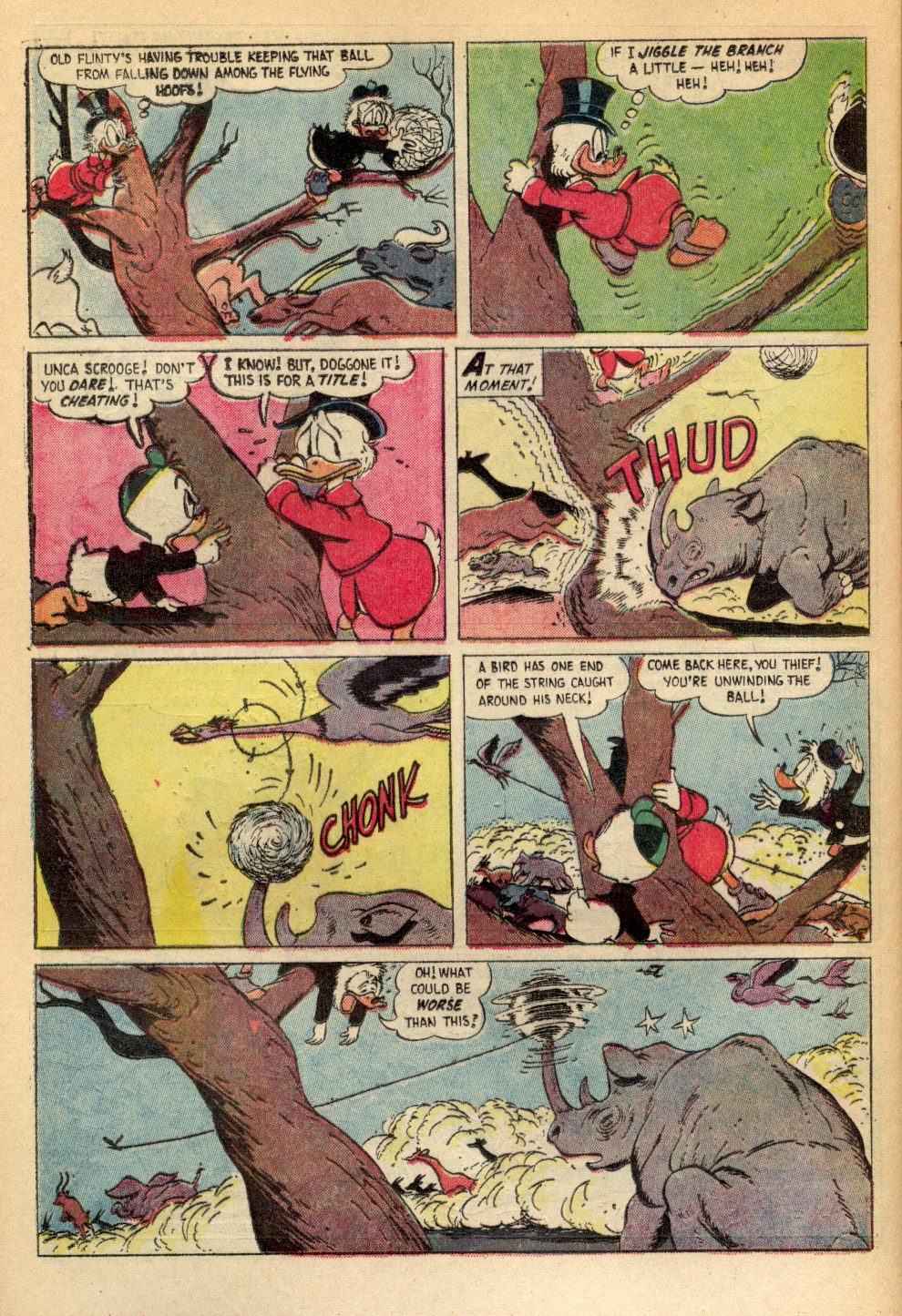 Uncle Scrooge (1953) Issue #89 #89 - English 24