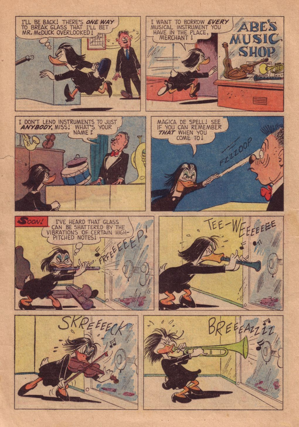 Uncle Scrooge (1953) Issue #38 #38 - English 12