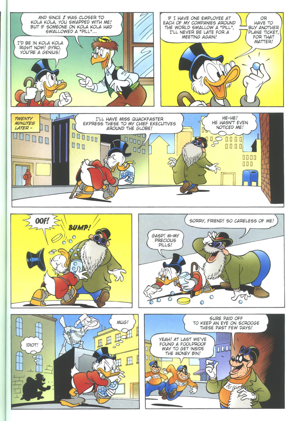 Uncle Scrooge (1953) Issue #337 #337 - English 53