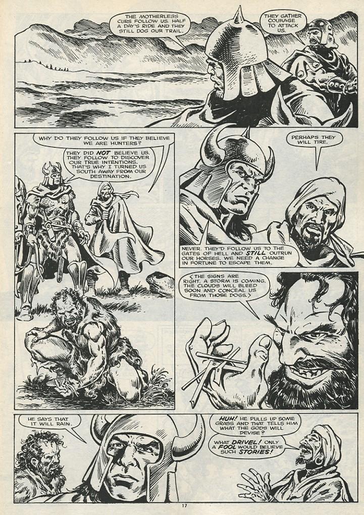 vage Sword #58 - English 19