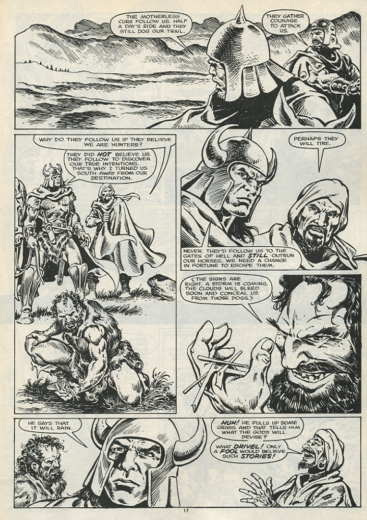 The Savage Sword Of Conan Issue #178 #179 - English 19