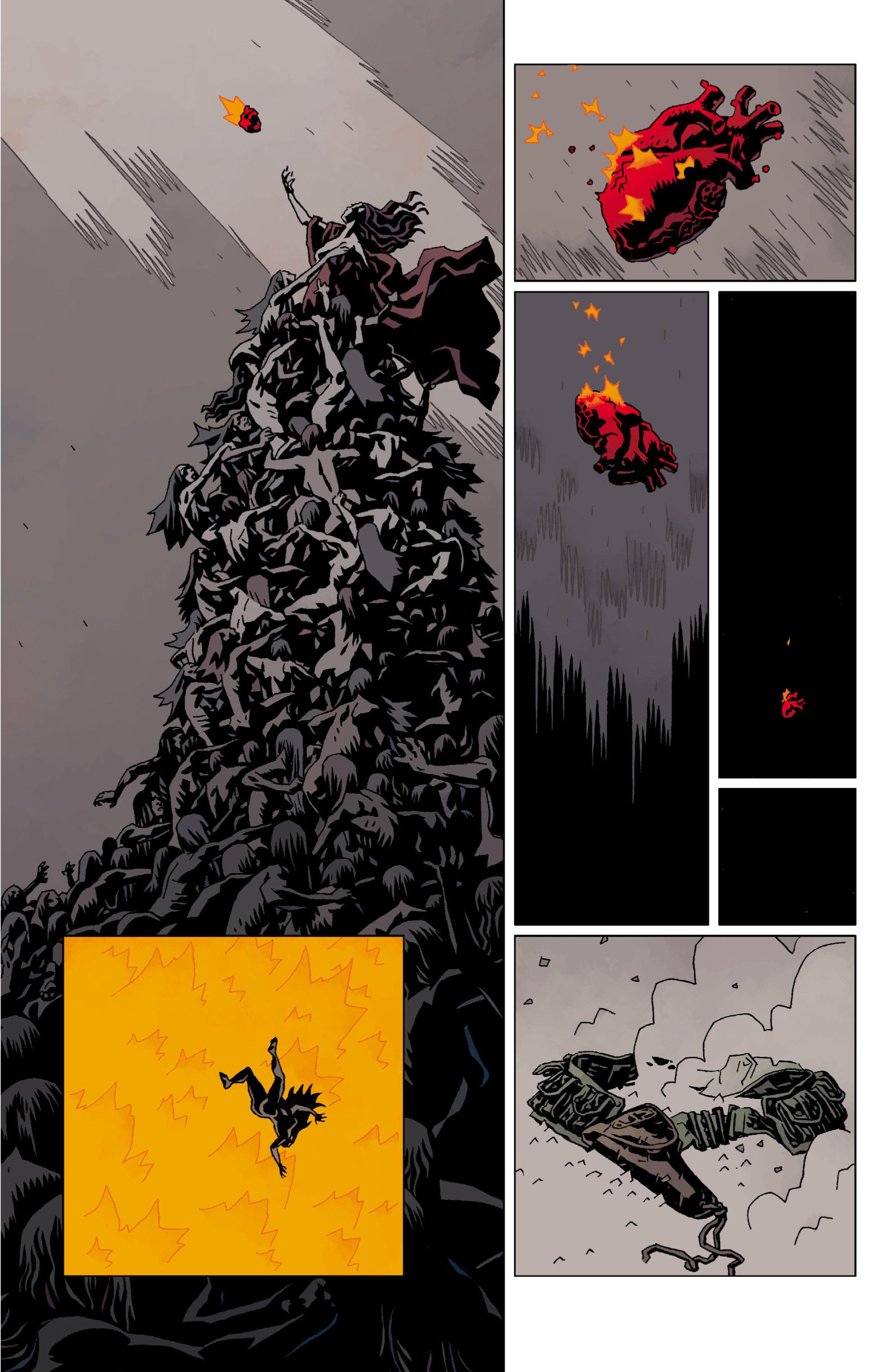 Hellboy chap 12 pic 158