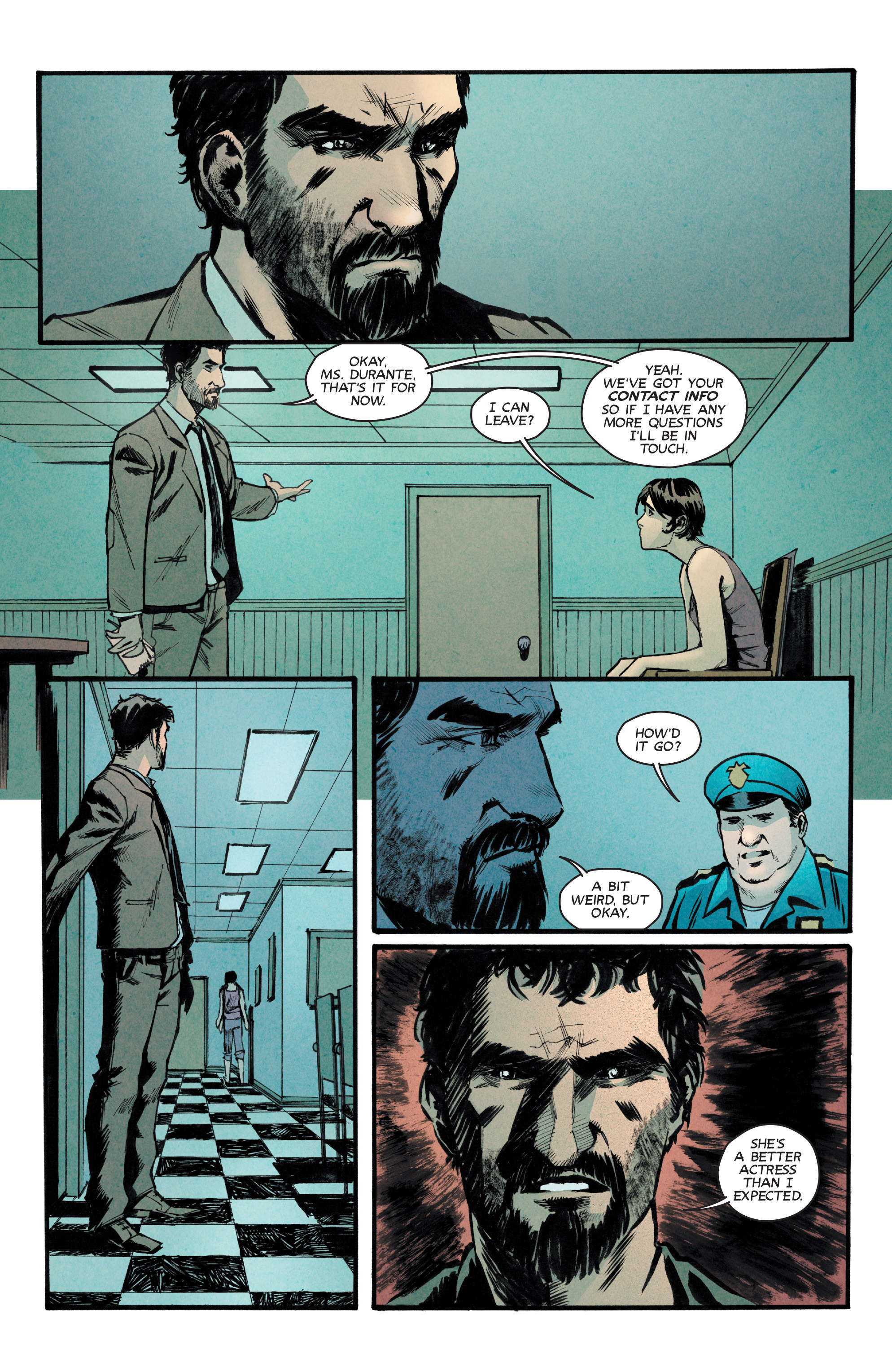 Read online Glitterbomb comic -  Issue #2 - 11