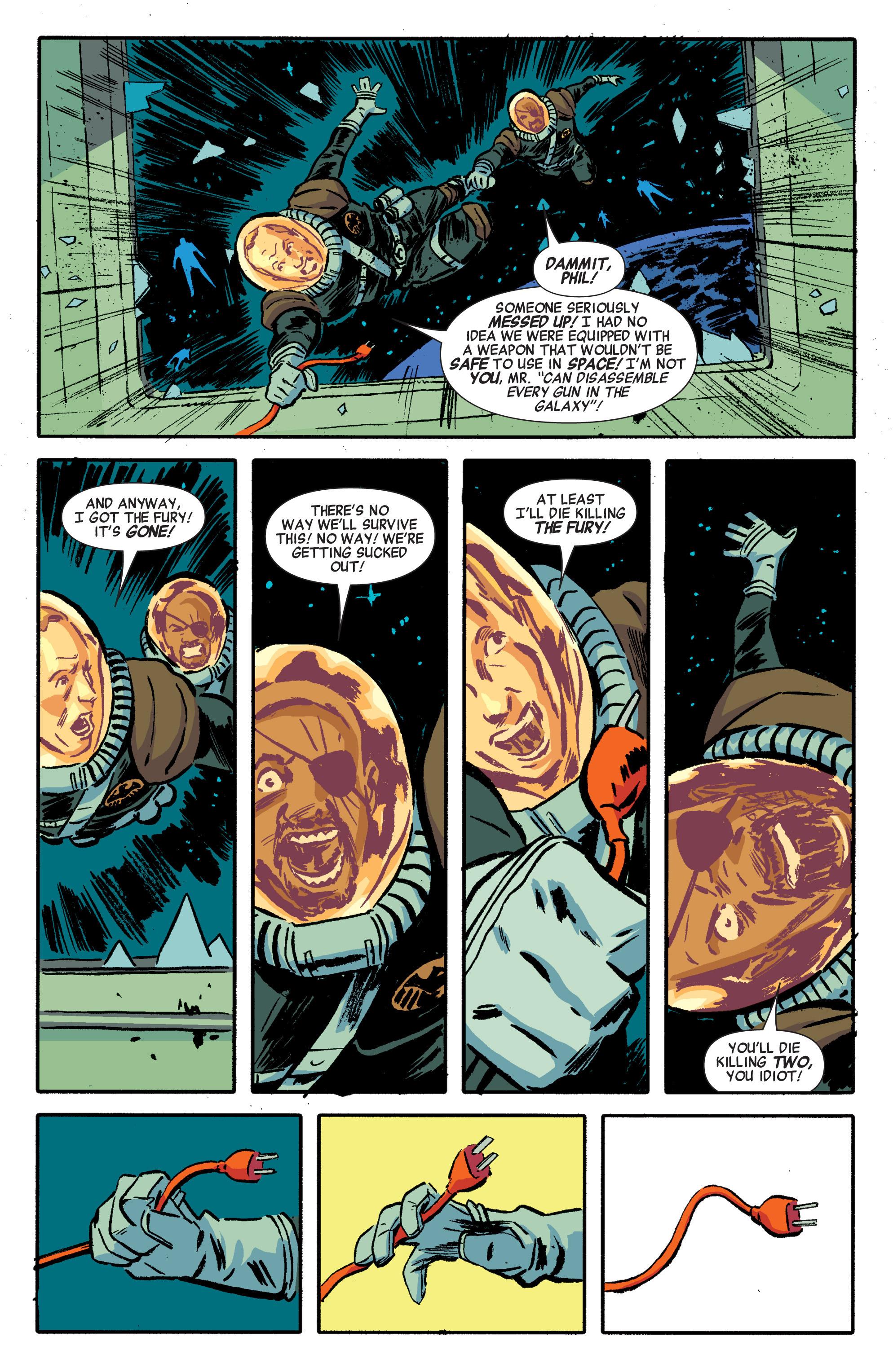 Read online Secret Avengers (2014) comic -  Issue #1 - 20