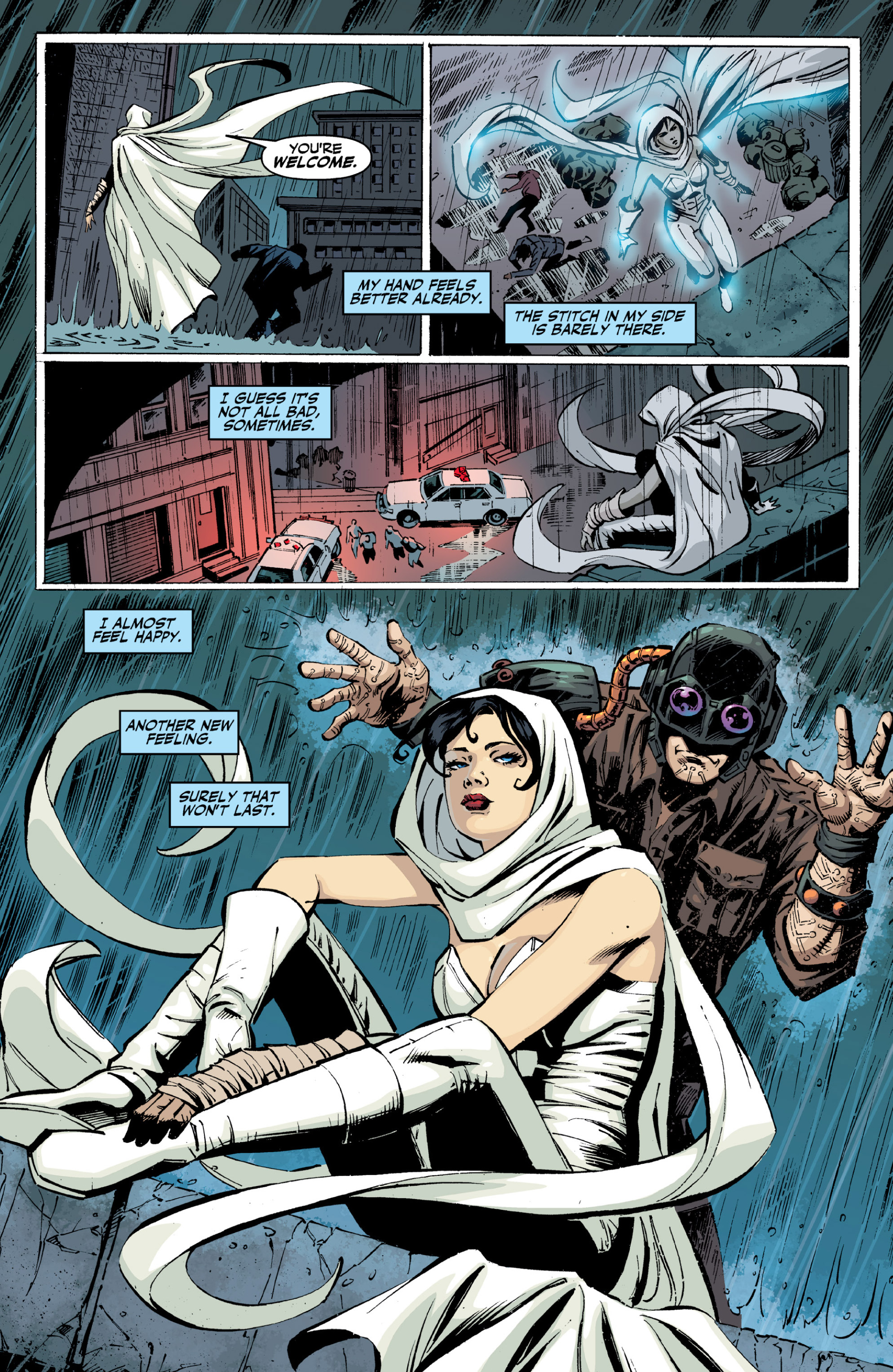 Read online Ghost (2013) comic -  Issue # TPB 2 - 53