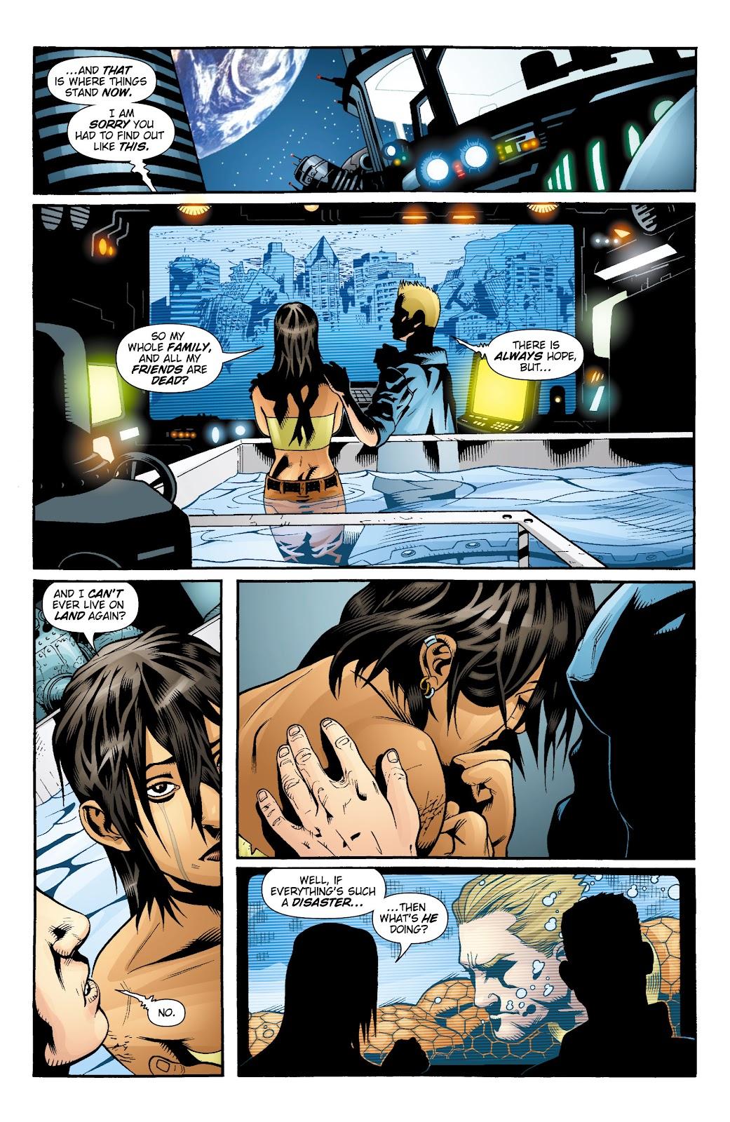 Aquaman (2003) Issue #17 #17 - English 13