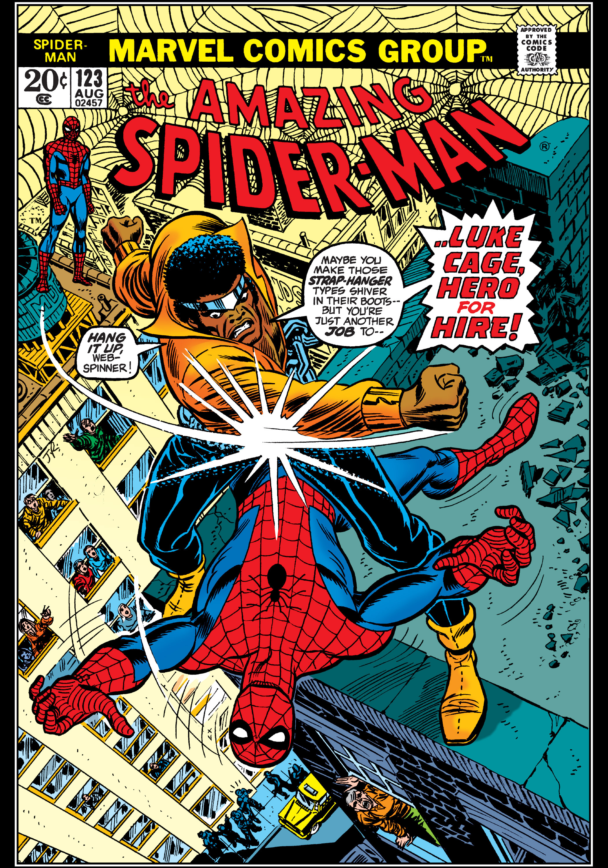 The Amazing Spider-Man (1963) 123 Page 1