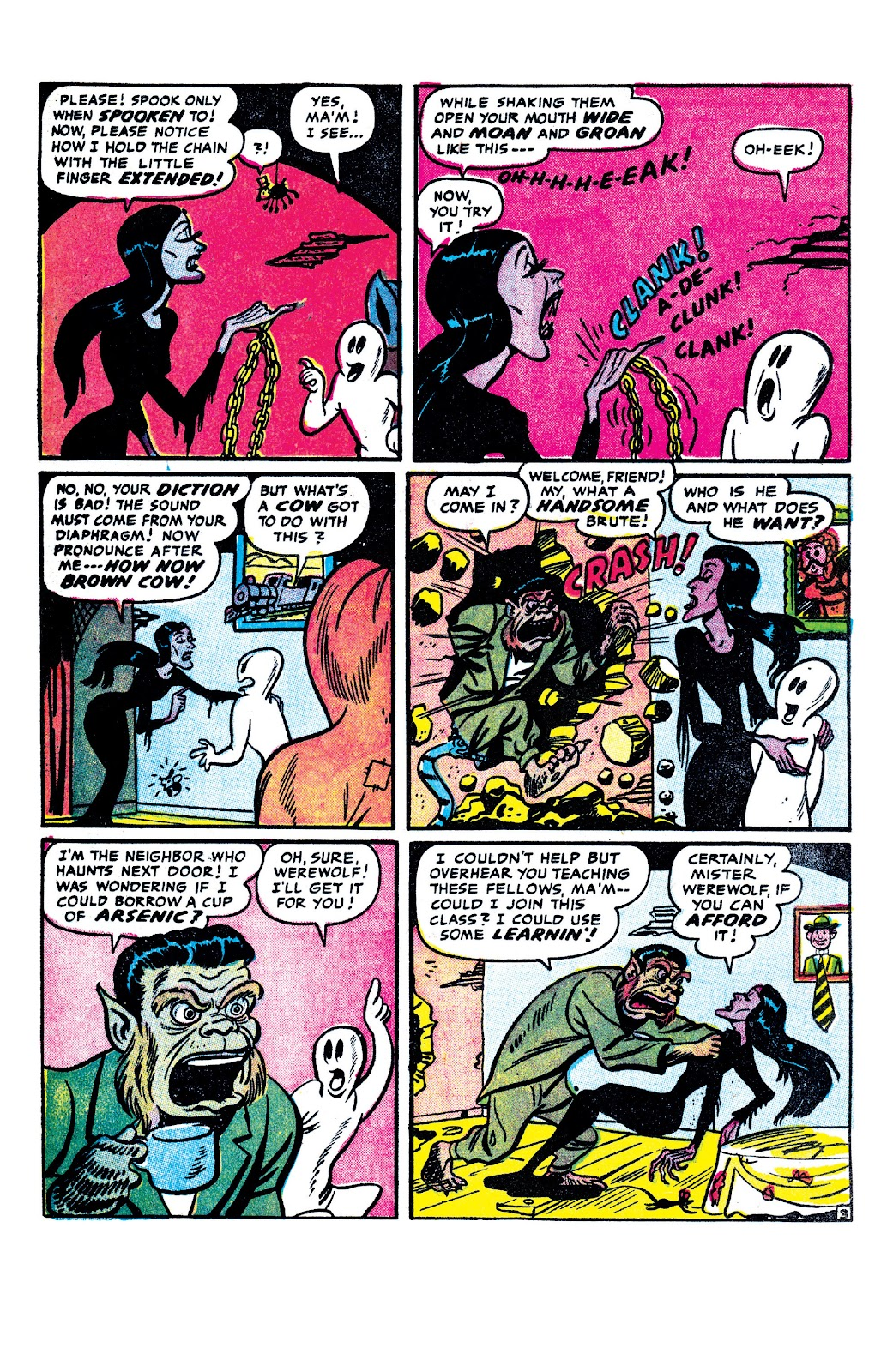 Haunted Horror Issue #19 #19 - English 45