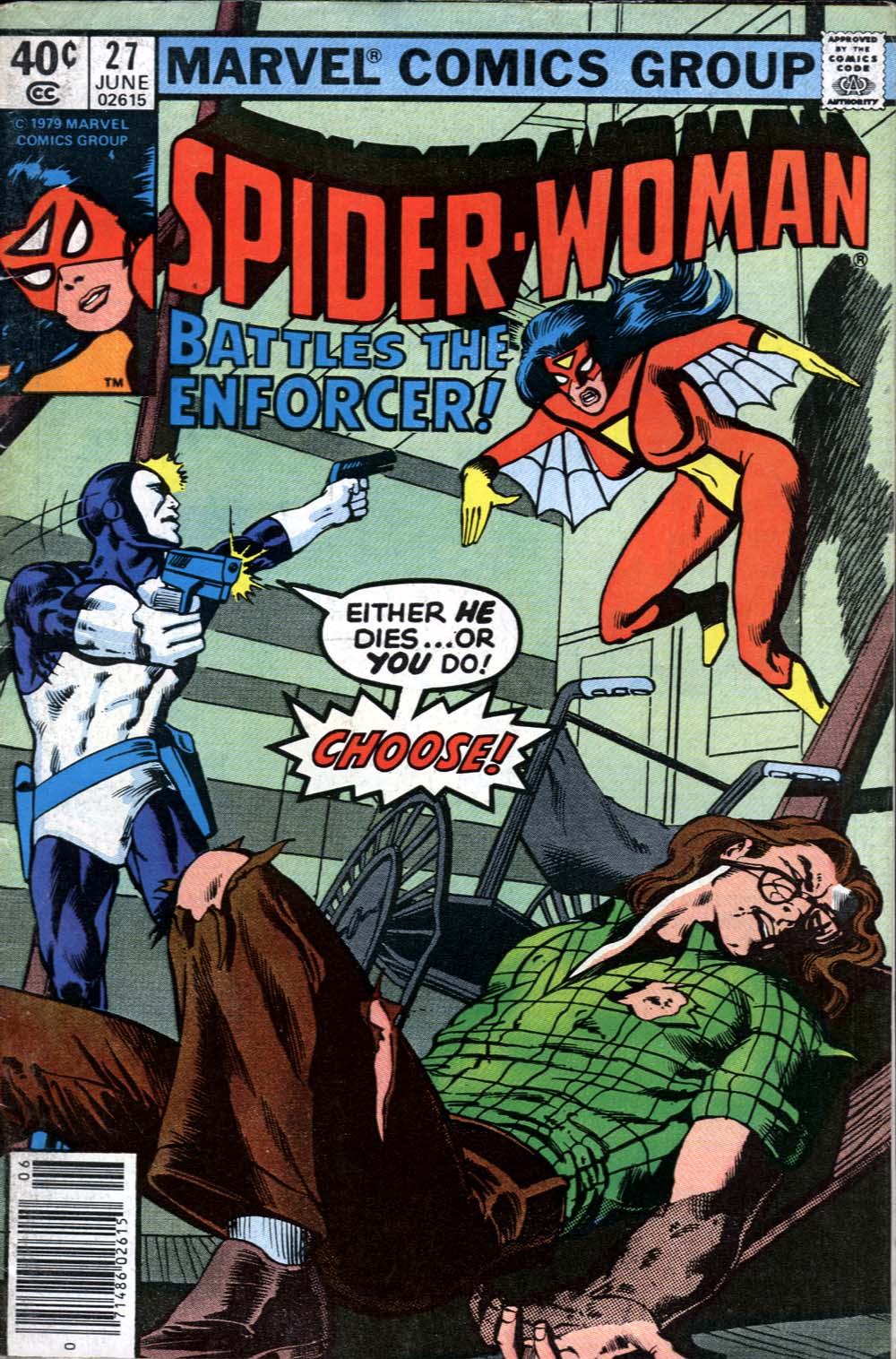 Spider-Woman (1978) Issue #27 #27 - English 1