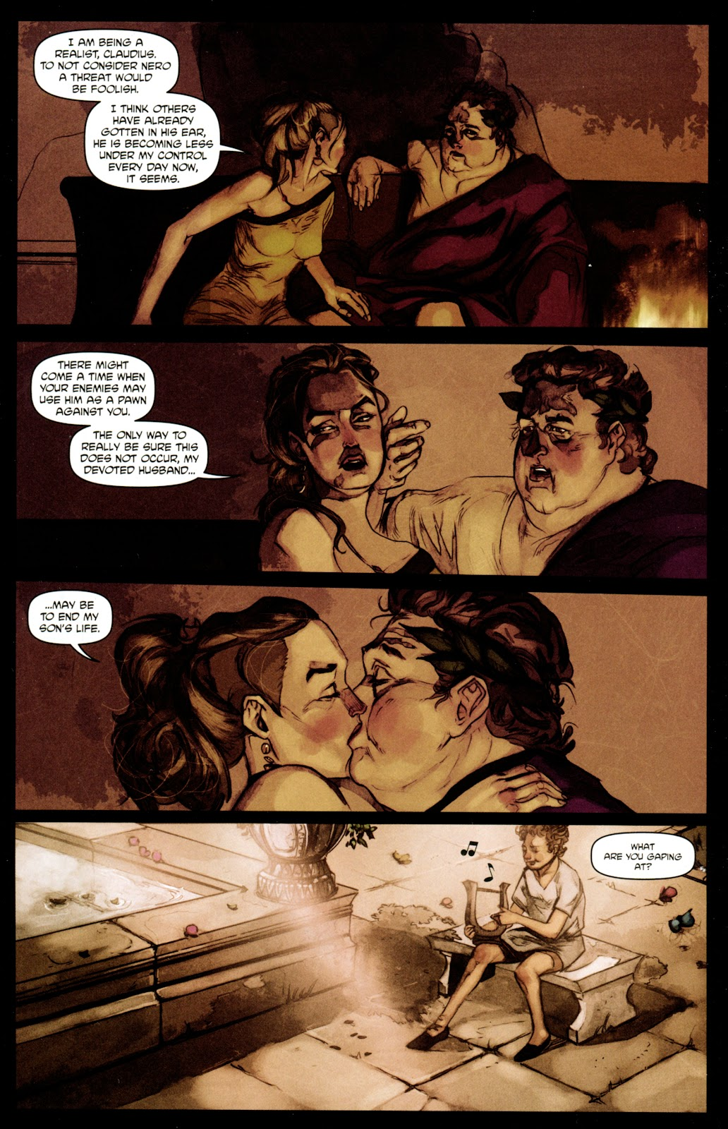 Caligula: Heart of Rome Issue #4 #4 - English 18