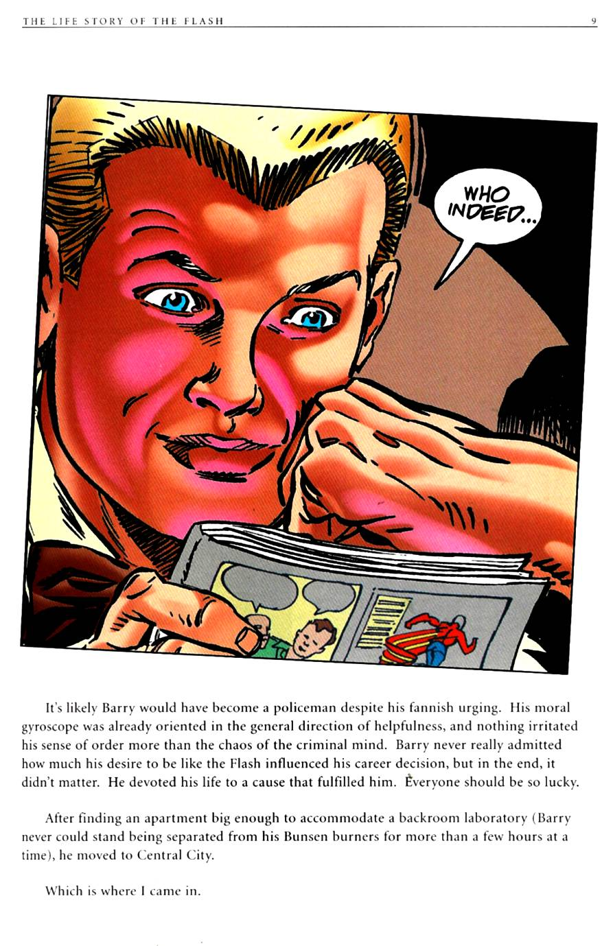 Read online The Life Story of the Flash comic -  Issue # Full - 11