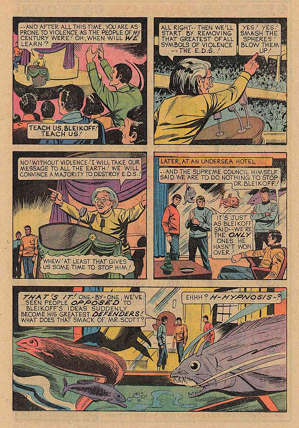 Star Trek (1967) Issue #39 #39 - English 16