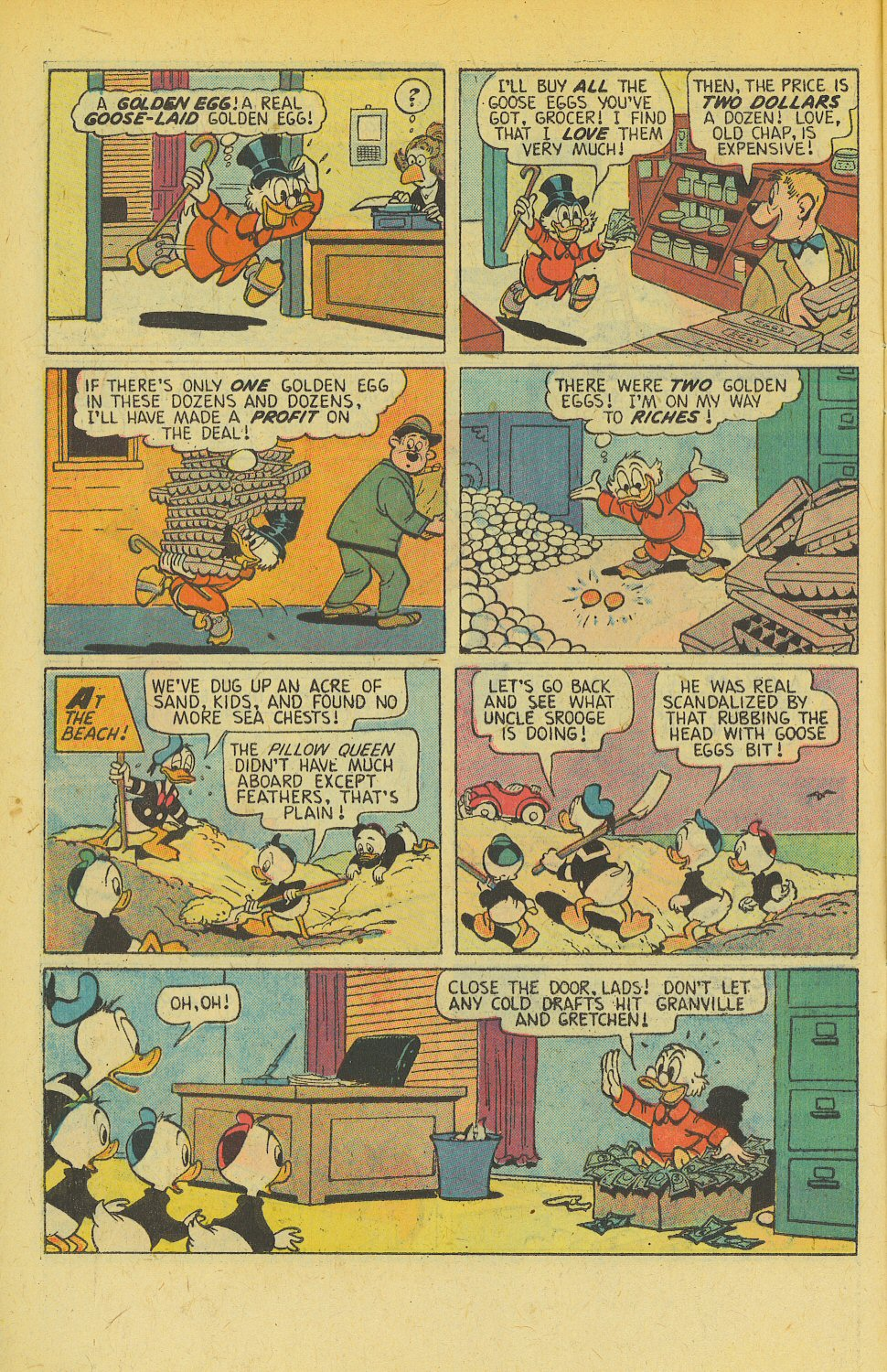 Uncle Scrooge (1953) Issue #139 #139 - English 6