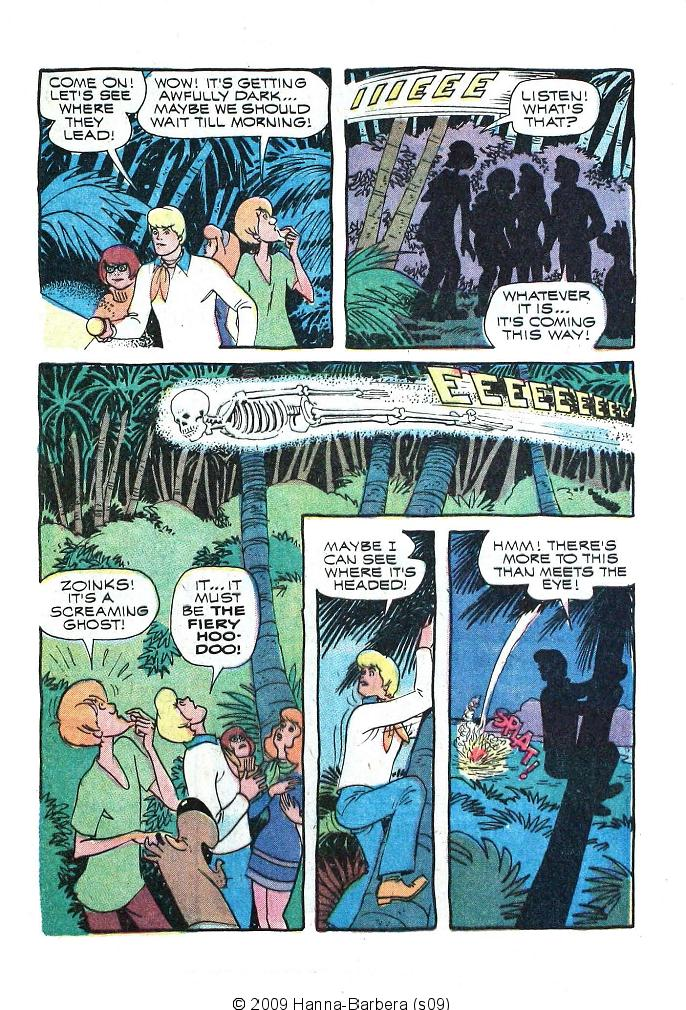 Read online Scooby-Doo... Mystery Comics comic -  Issue #20 - 9