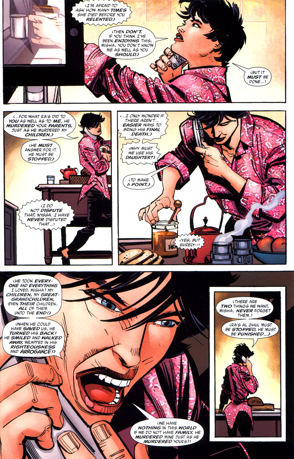 Batman: Death and the Maidens 6 Page 4