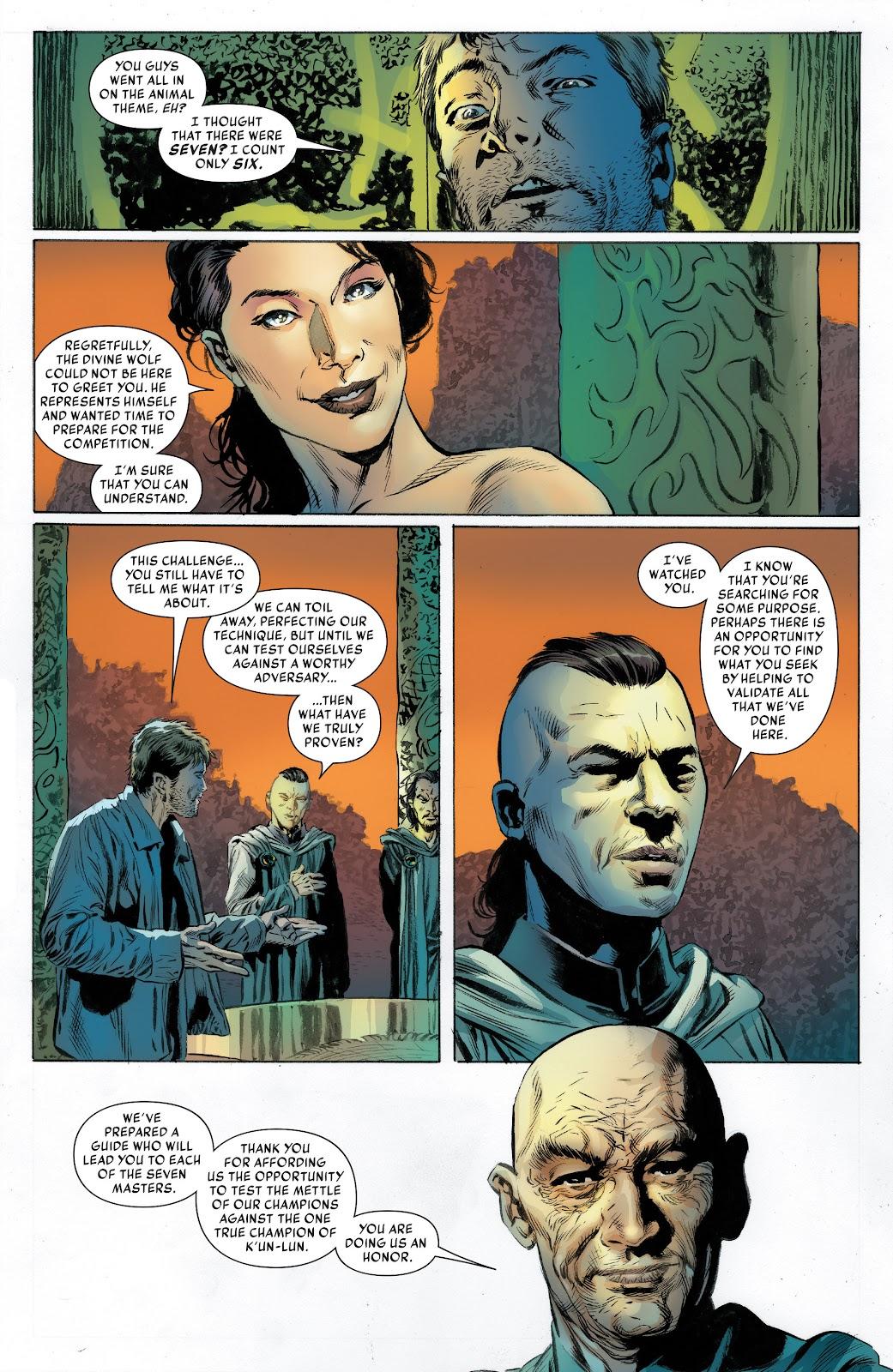 Iron Fist (2017) Issue #2 #2 - English 7