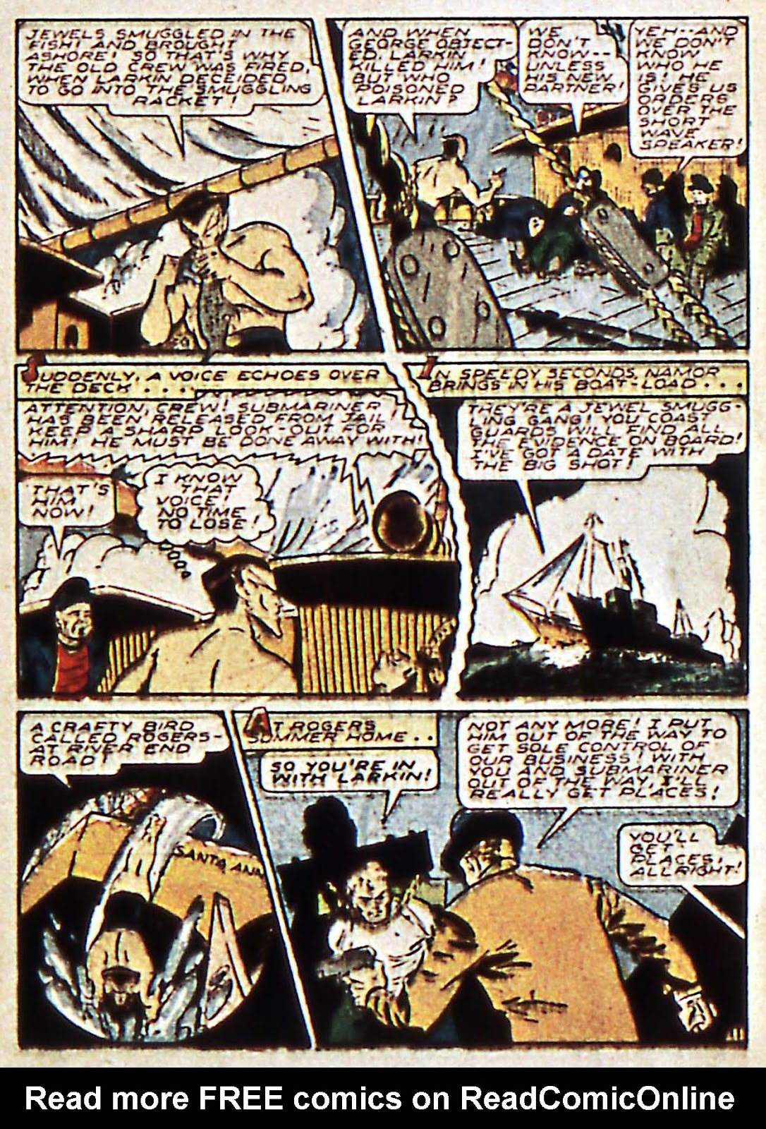 Sub-Mariner Comics Issue #17 #17 - English 13