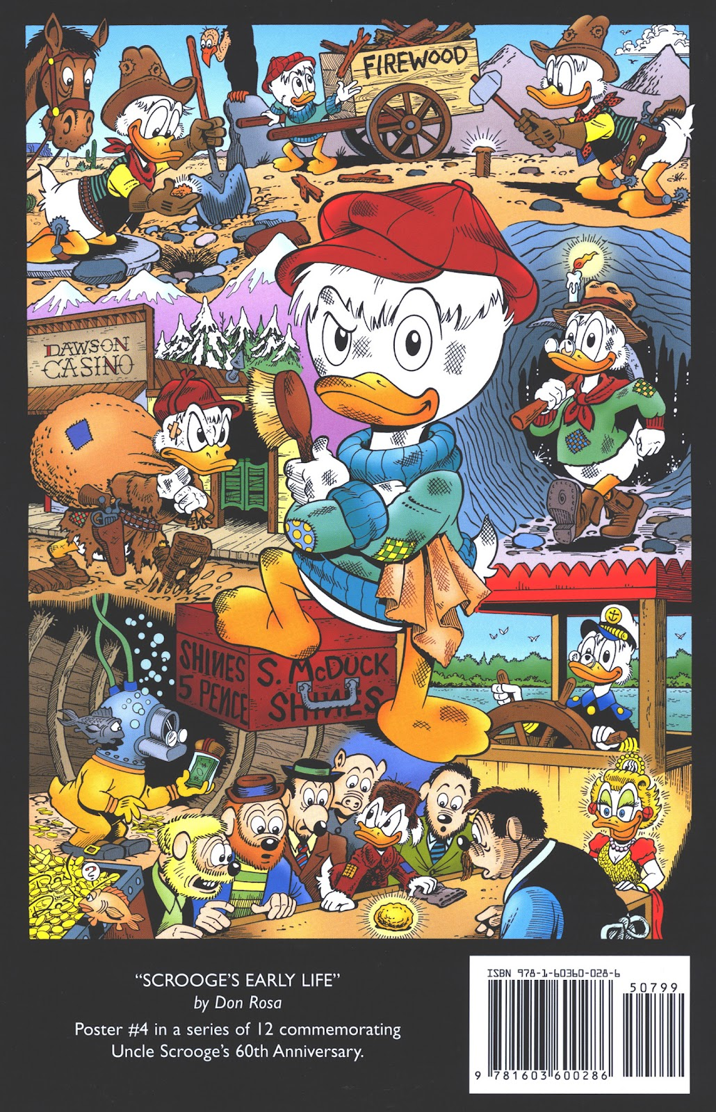 Uncle Scrooge (1953) Issue #375 #375 - English 68
