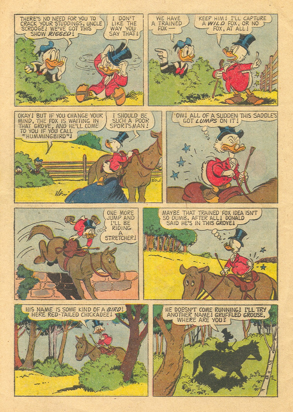 Uncle Scrooge (1953) Issue #30 #30 - English 28