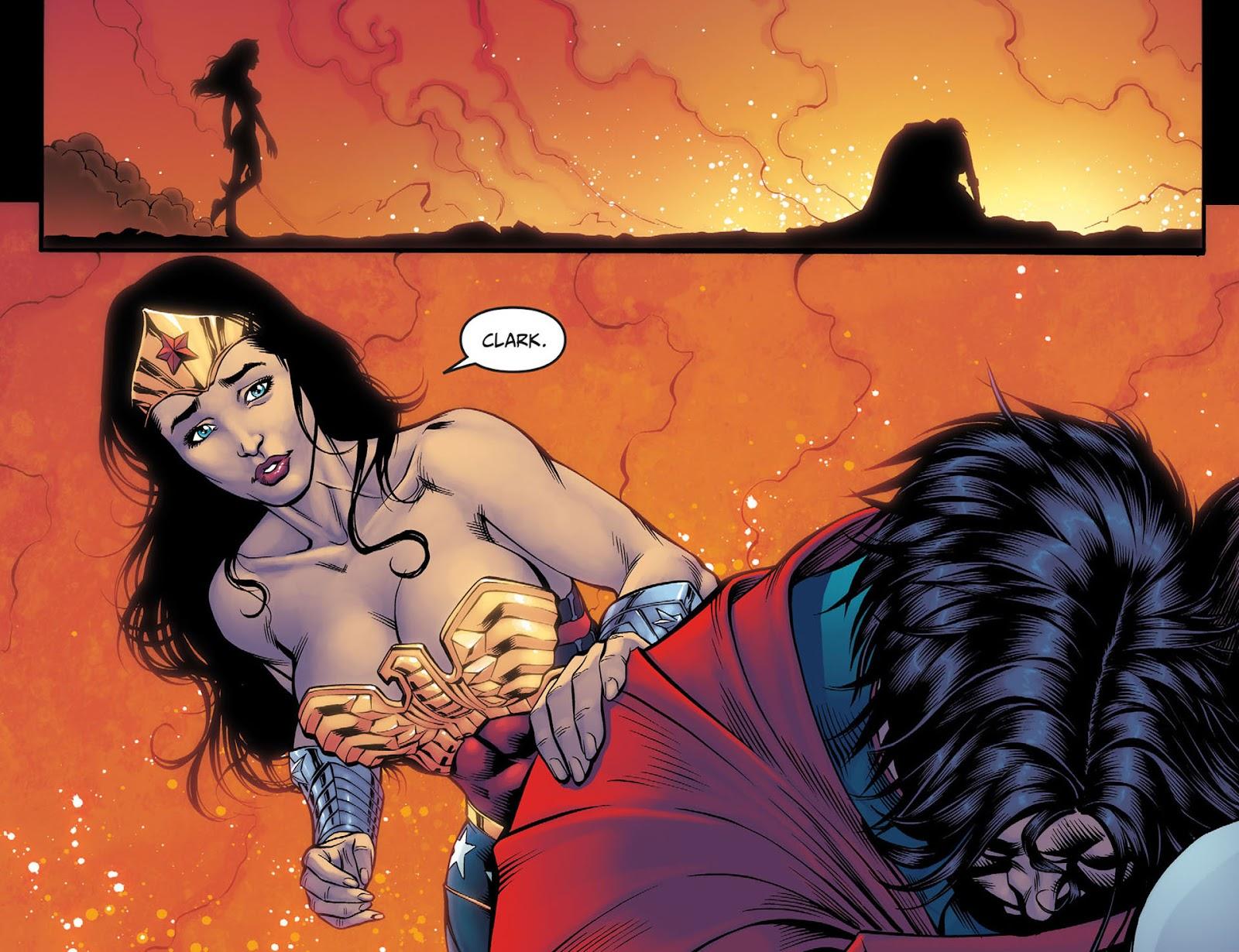 Injustice: Gods Among Us [I] Issue #4 #5 - English 8
