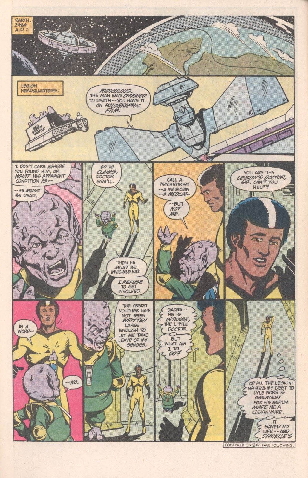 Tales of the Legion Issue #315 #2 - English 5