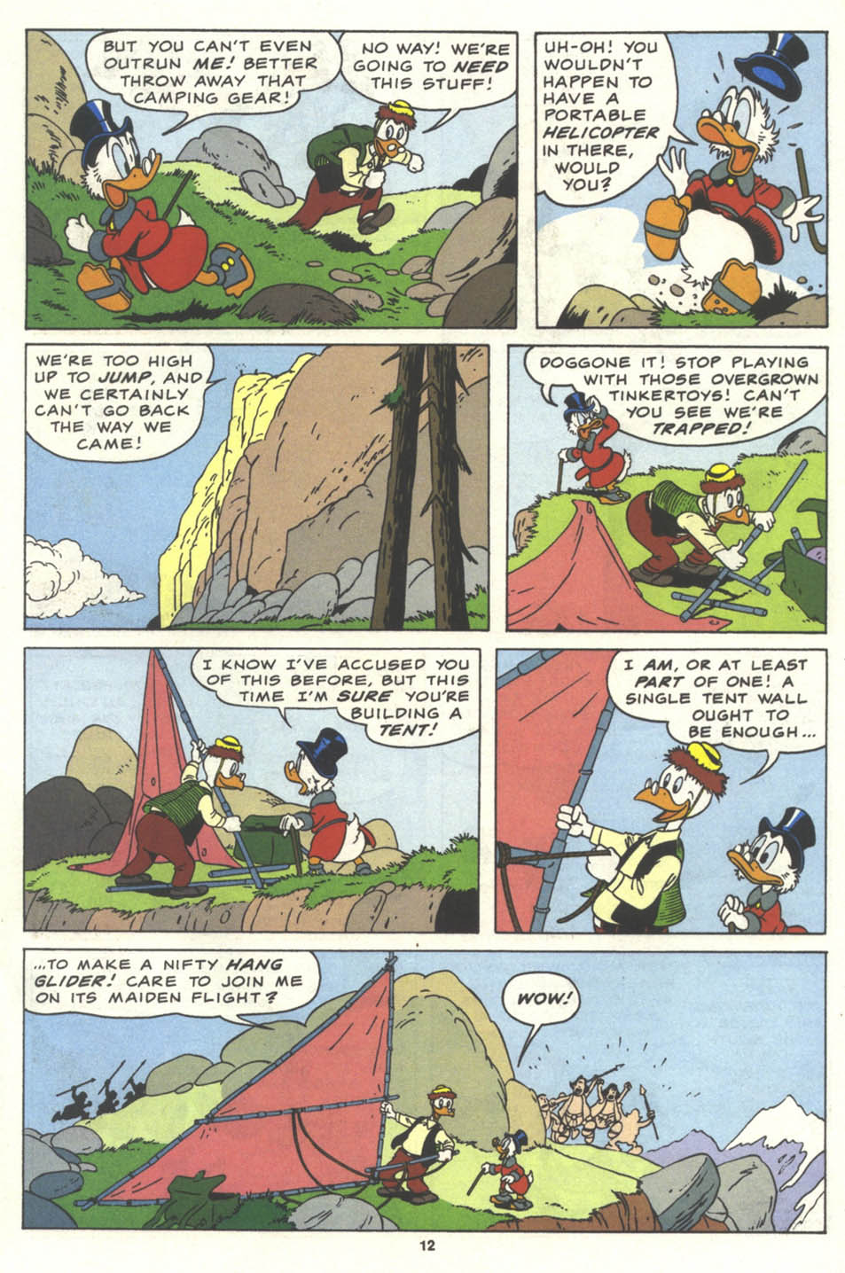 Uncle Scrooge (1953) Issue #259 #259 - English 13