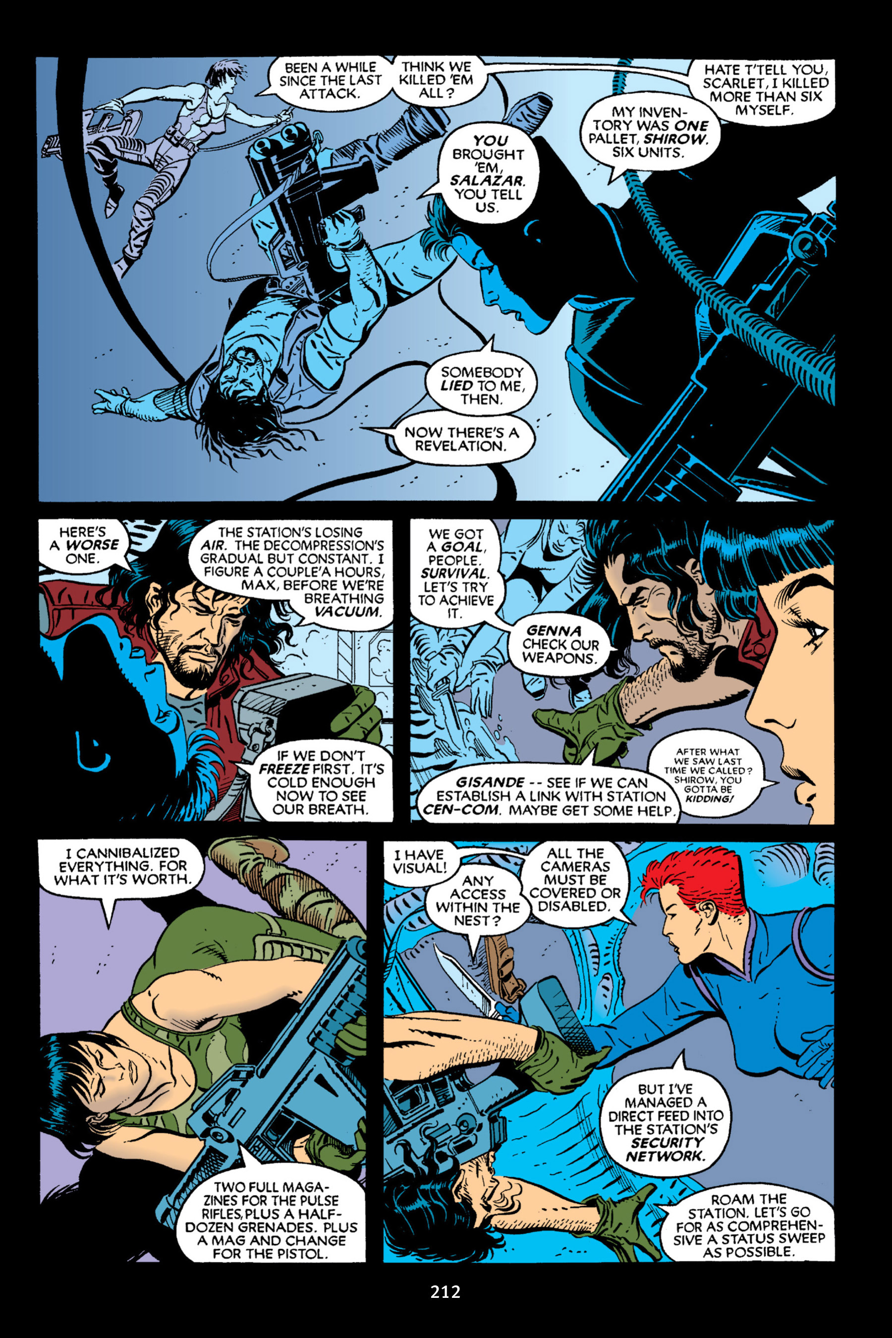 Aliens vs. Predator Omnibus _TPB_2_Part_2 Page 98