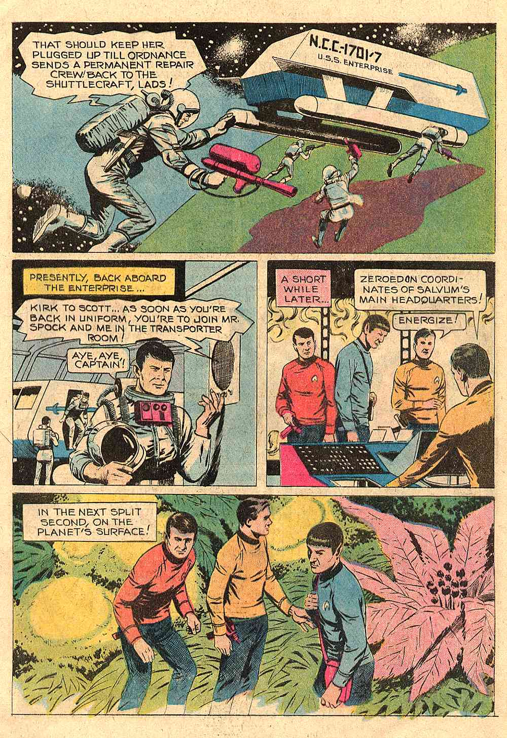 Star Trek (1967) #54 #54 - English 7